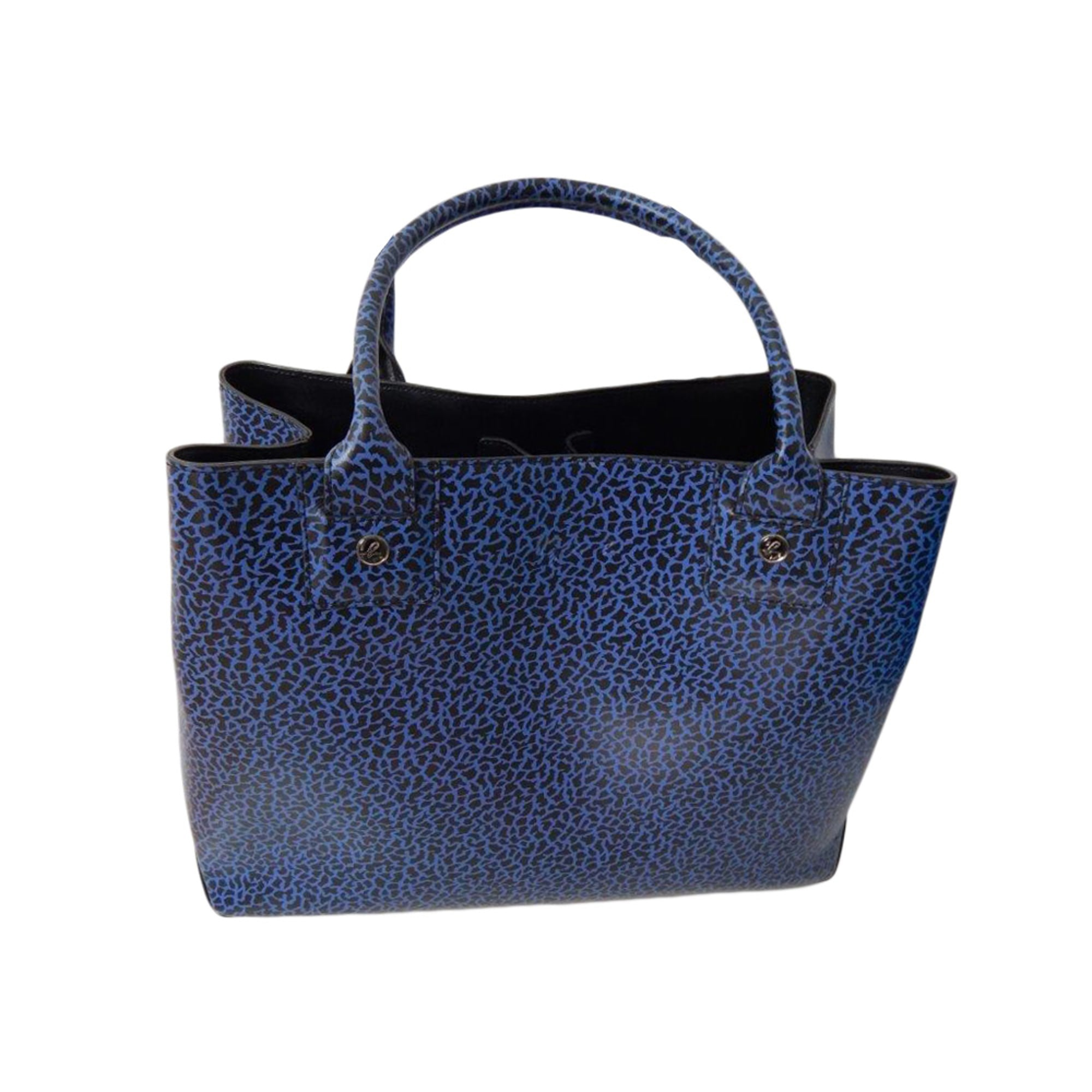Sac en bandoulière en cuir AGNÈS B. Bleu, bleu marine, bleu turquoise