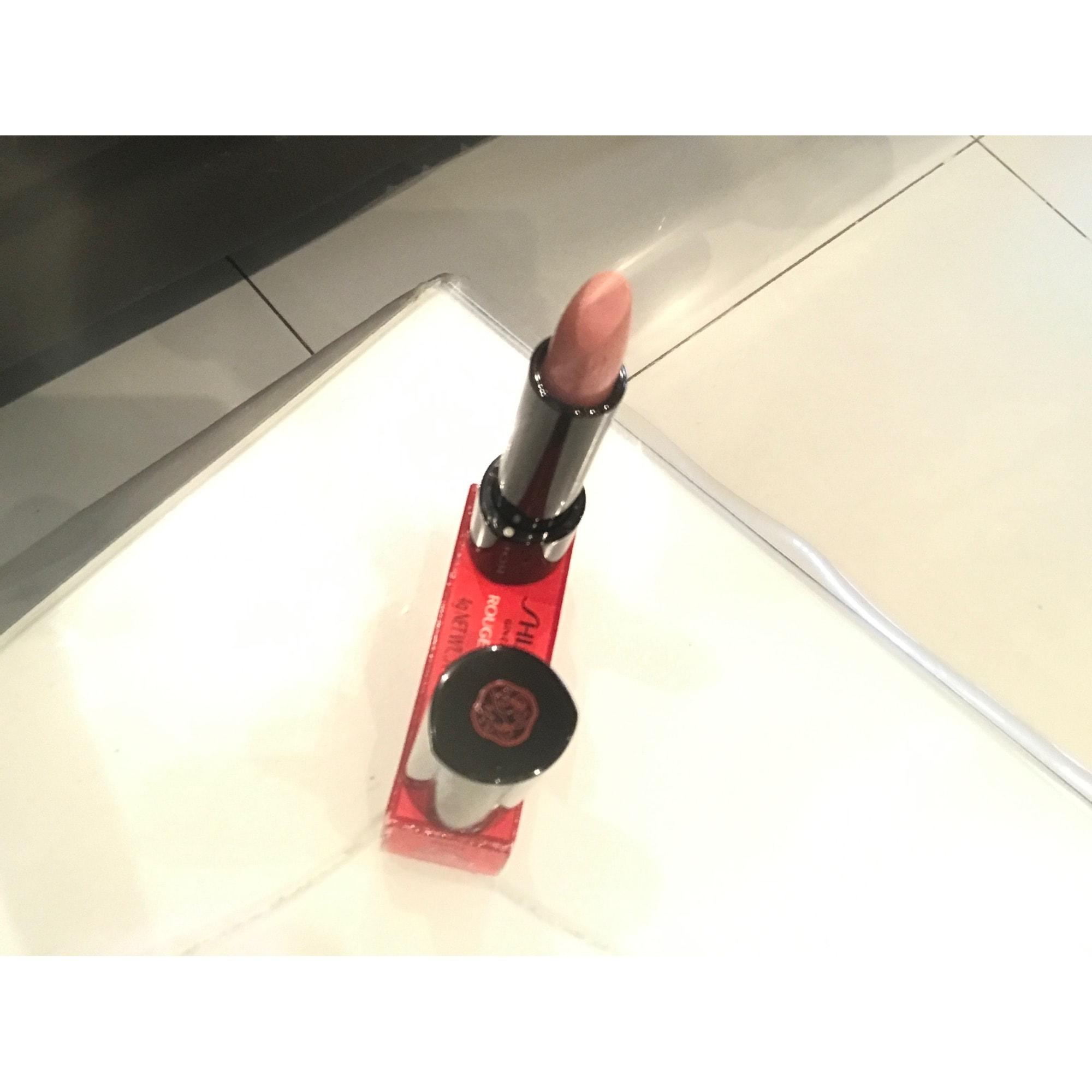 Rouge à lèvres SHISEIDO Nude