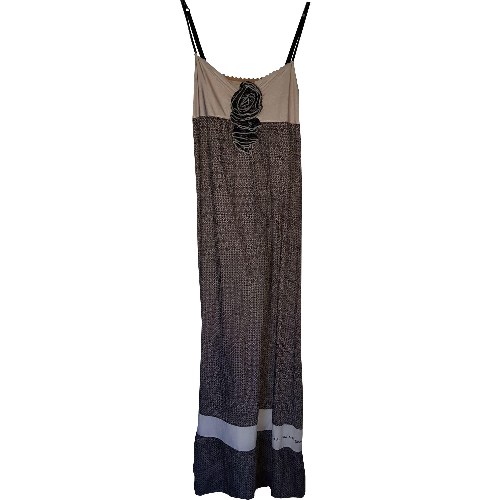 Robe longue COP-COPINE Multicouleur