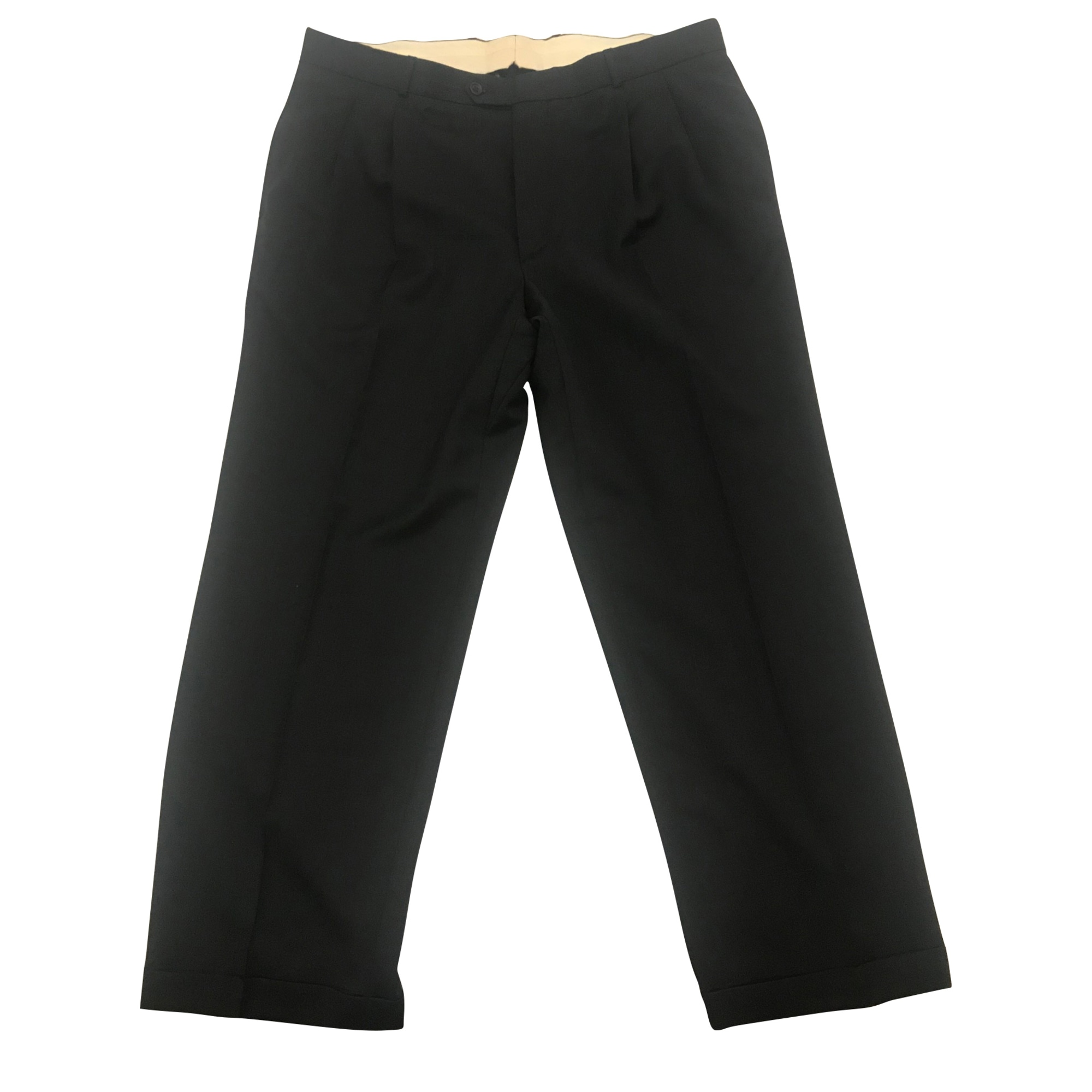 Pantalon de costume PACO RABANNE Noir