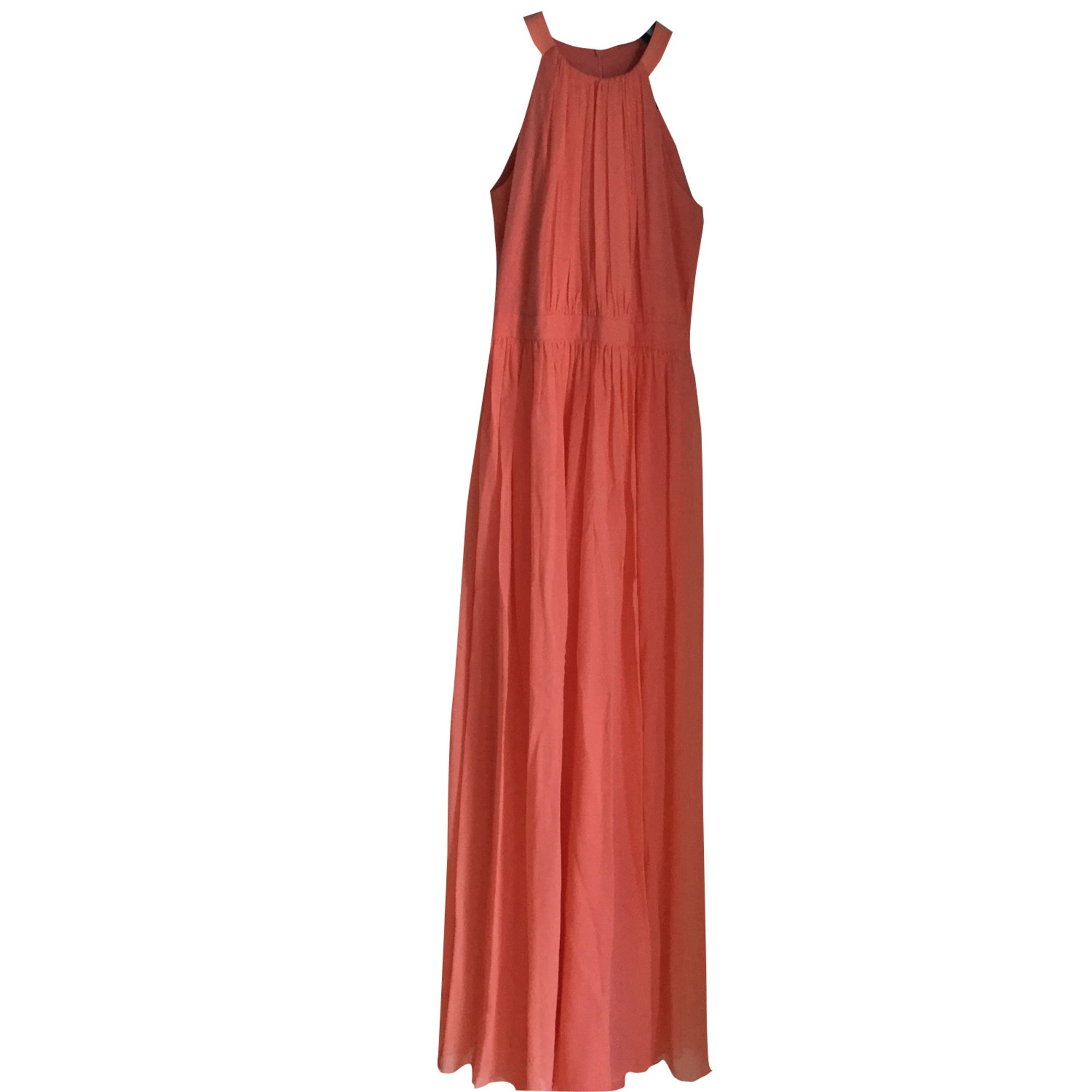 Robe longue MAX MARA Orange