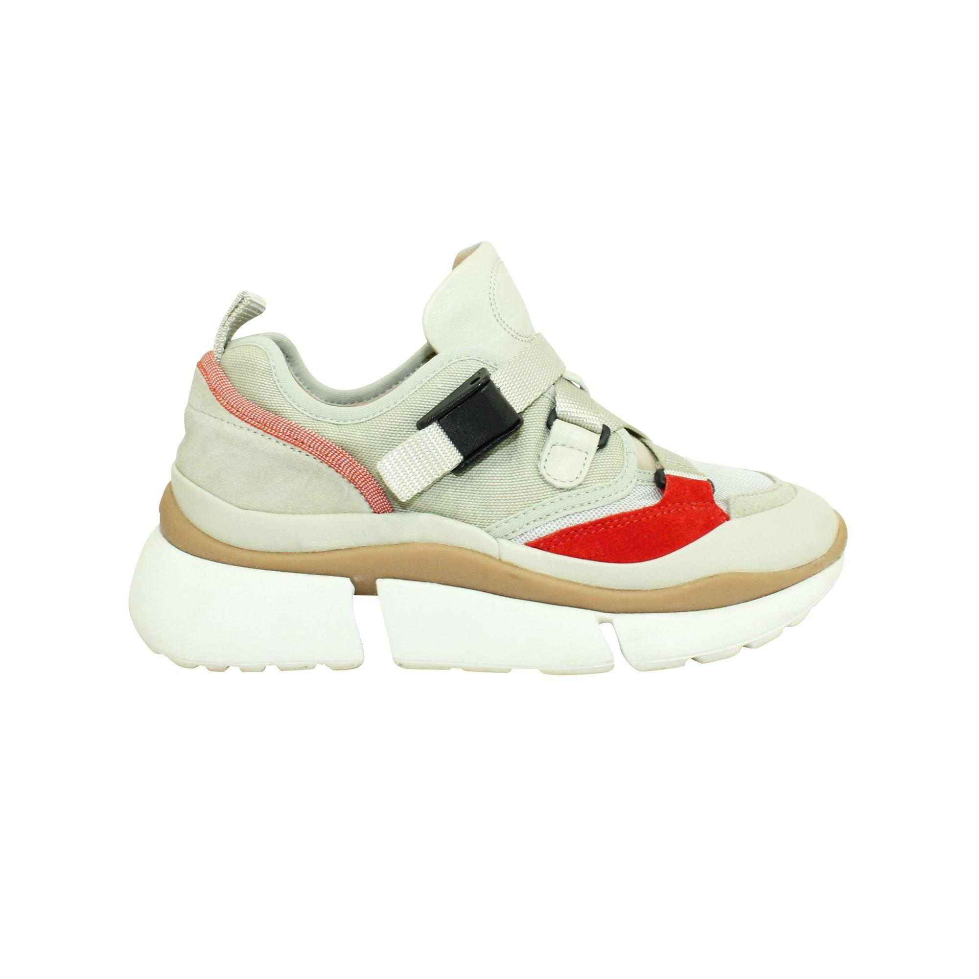 Chaussures de sport CHLOÉ Multicouleur
