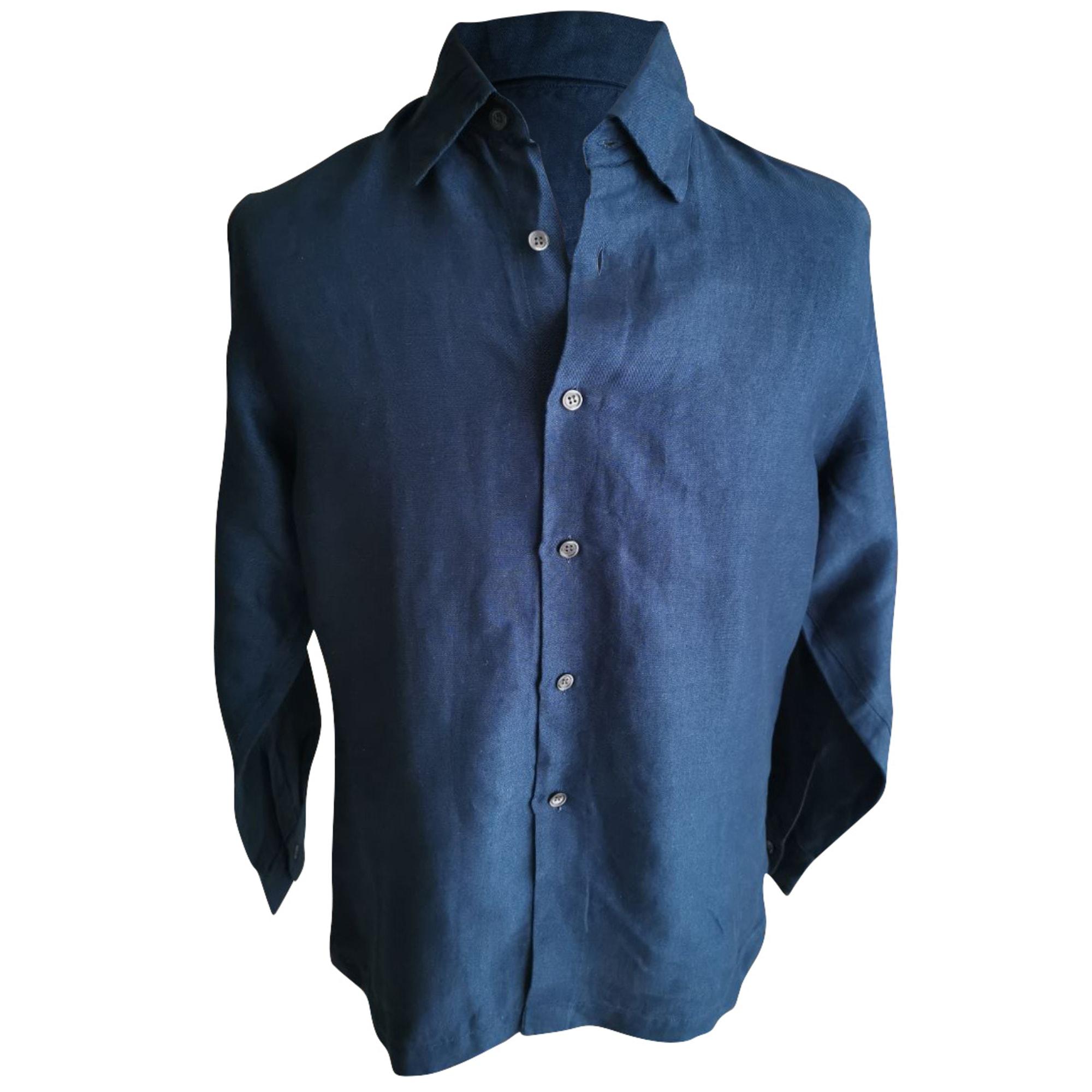 Chemise HUGO BOSS Bleu, bleu marine, bleu turquoise