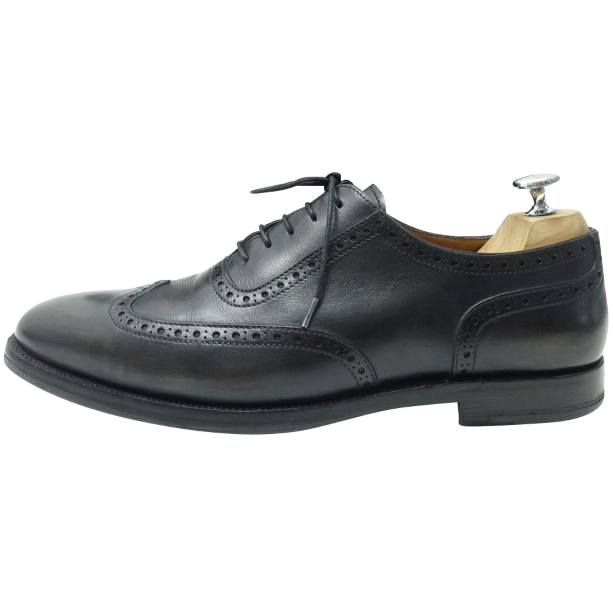Chaussures à lacets BERLUTI Gris, anthracite