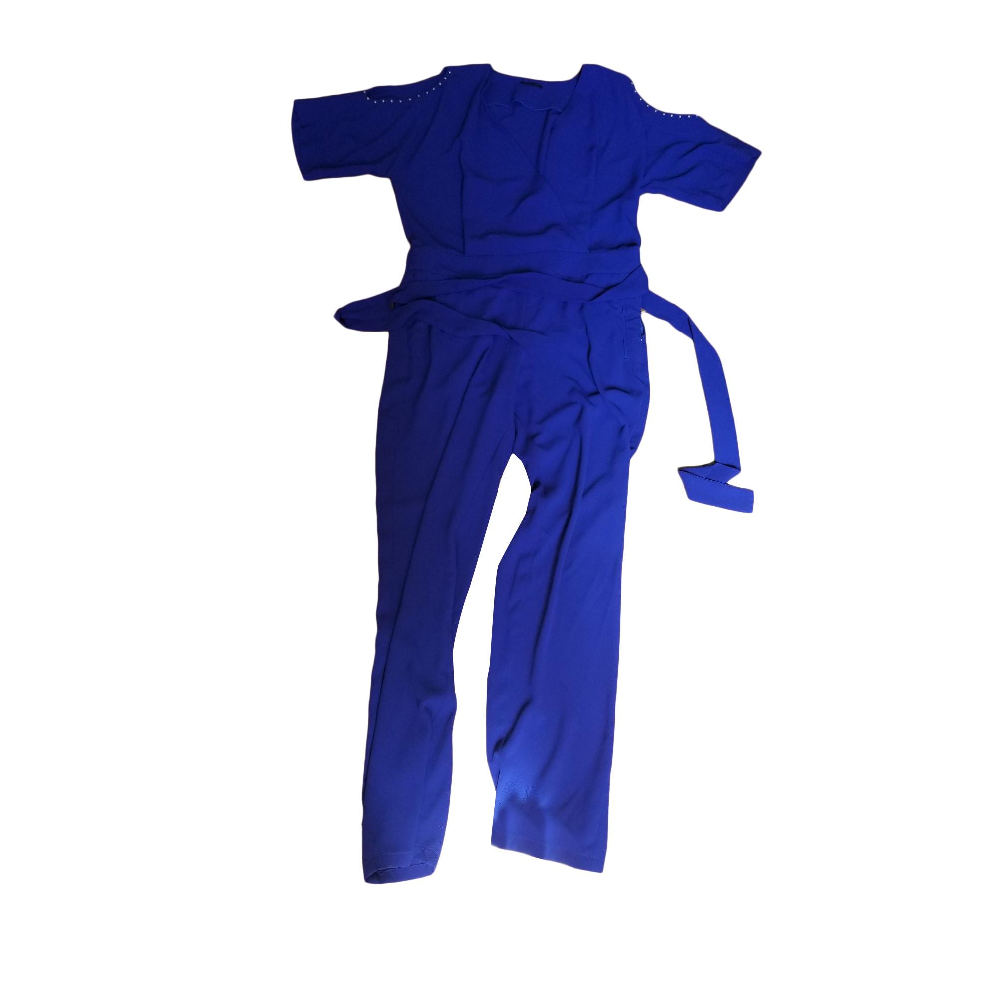 Combinaison IKKS Bleu, bleu marine, bleu turquoise