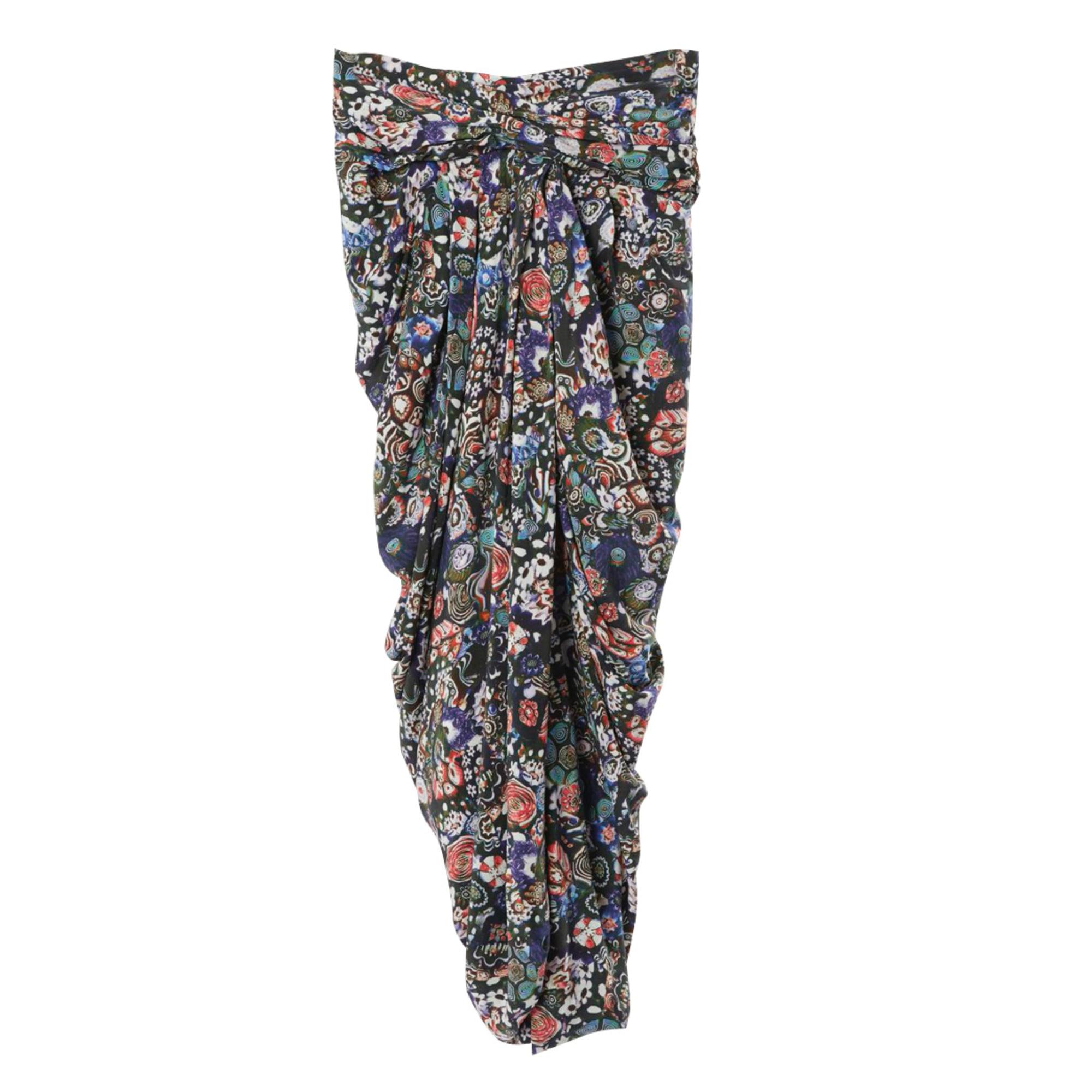 Midi Skirt ISABEL MARANT Multicolor