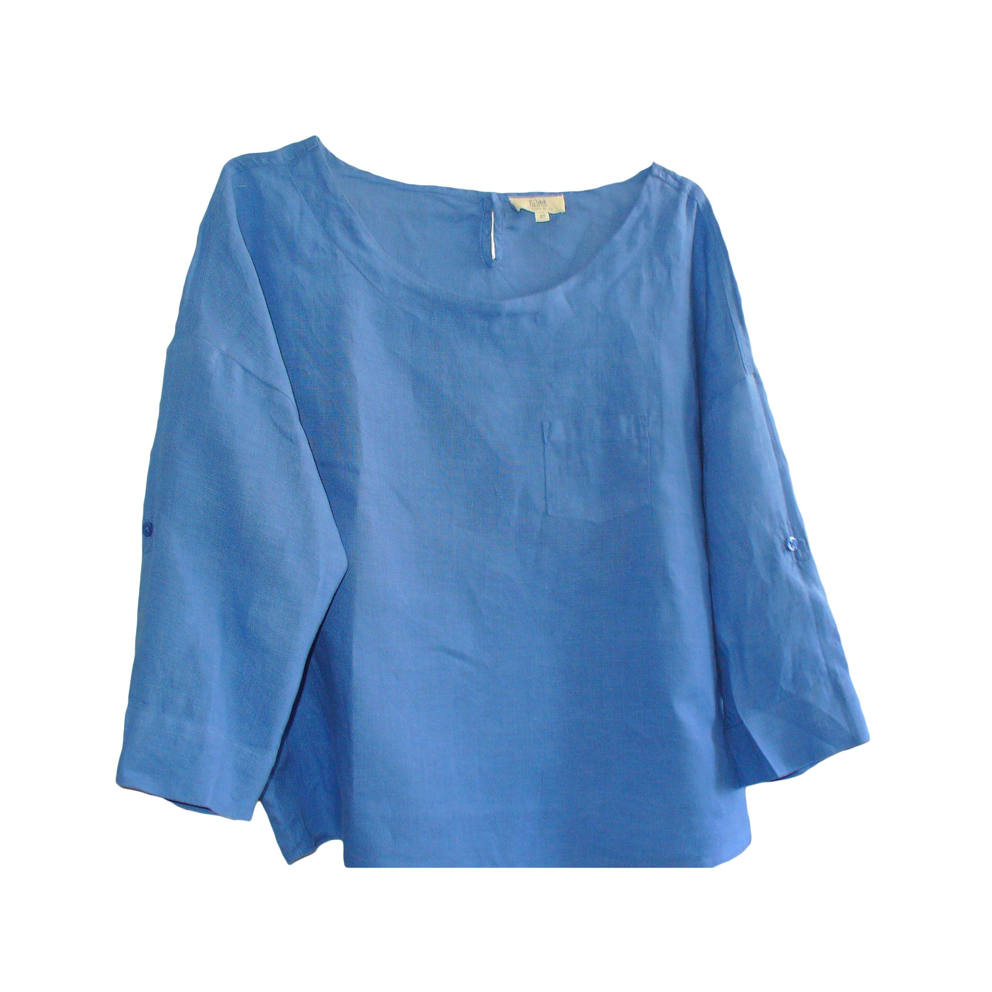 Blouse PABLO PAR GÉRARD DAREL Bleu, bleu marine, bleu turquoise