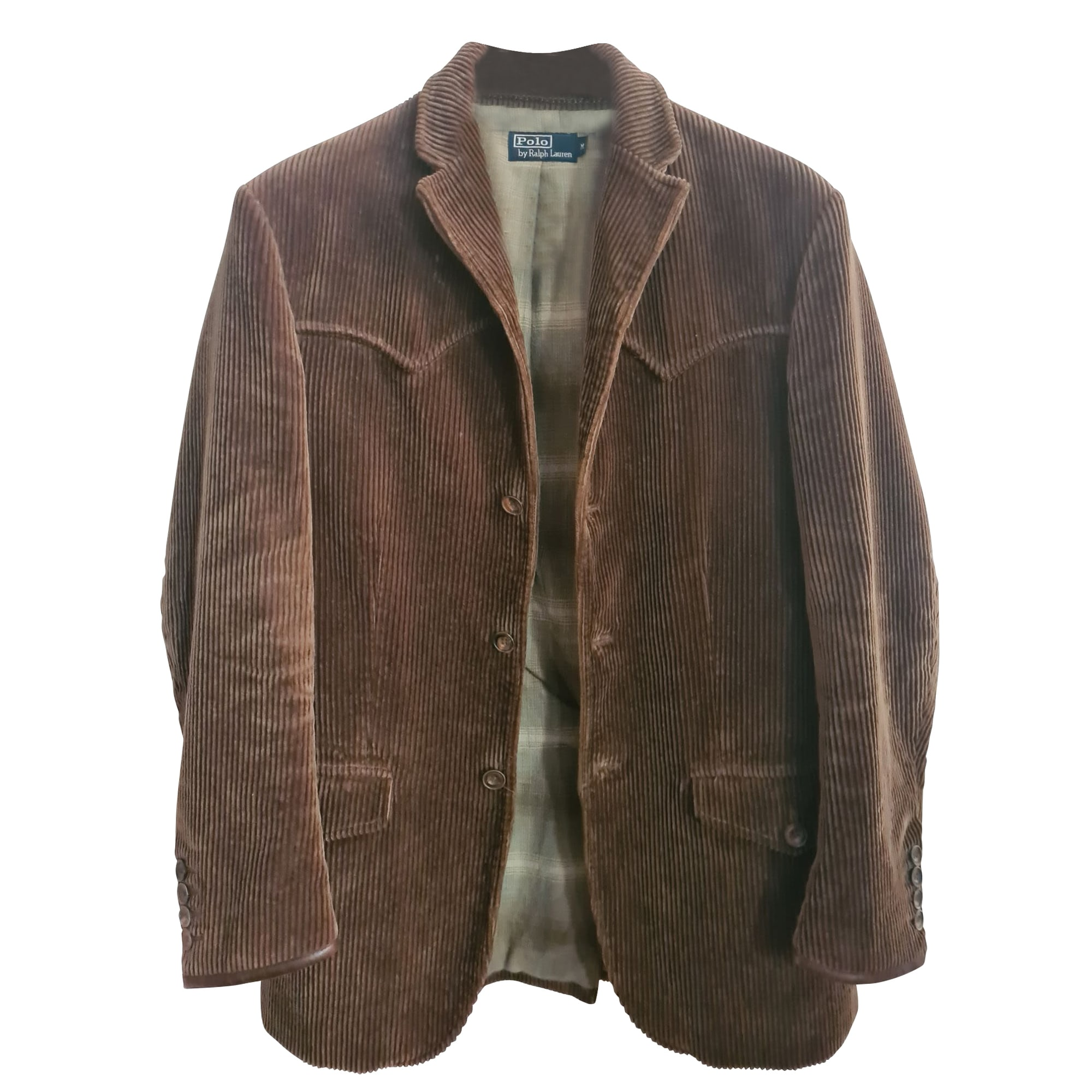 Veste RALPH LAUREN Marron