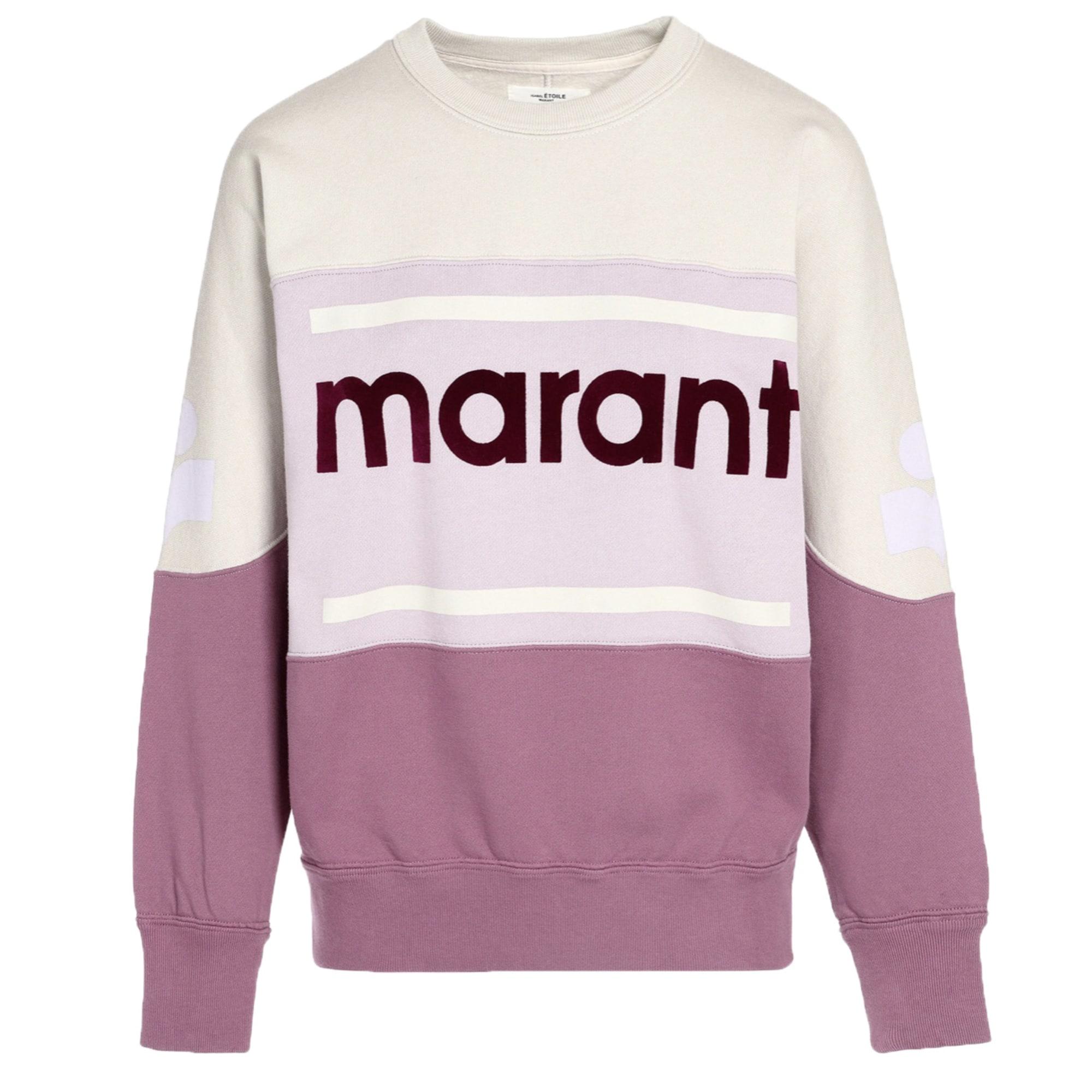 Sweatshirt ISABEL MARANT ETOILE White, off-white, ecru