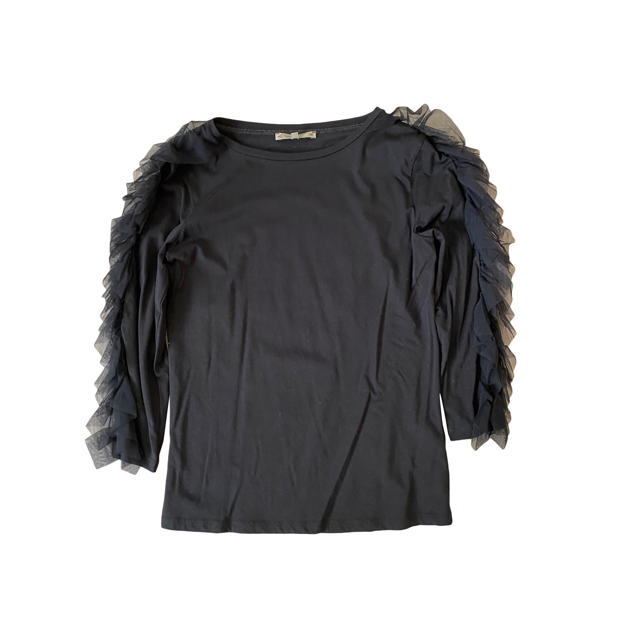Top, tee-shirt PATRIZIA PEPE Noir