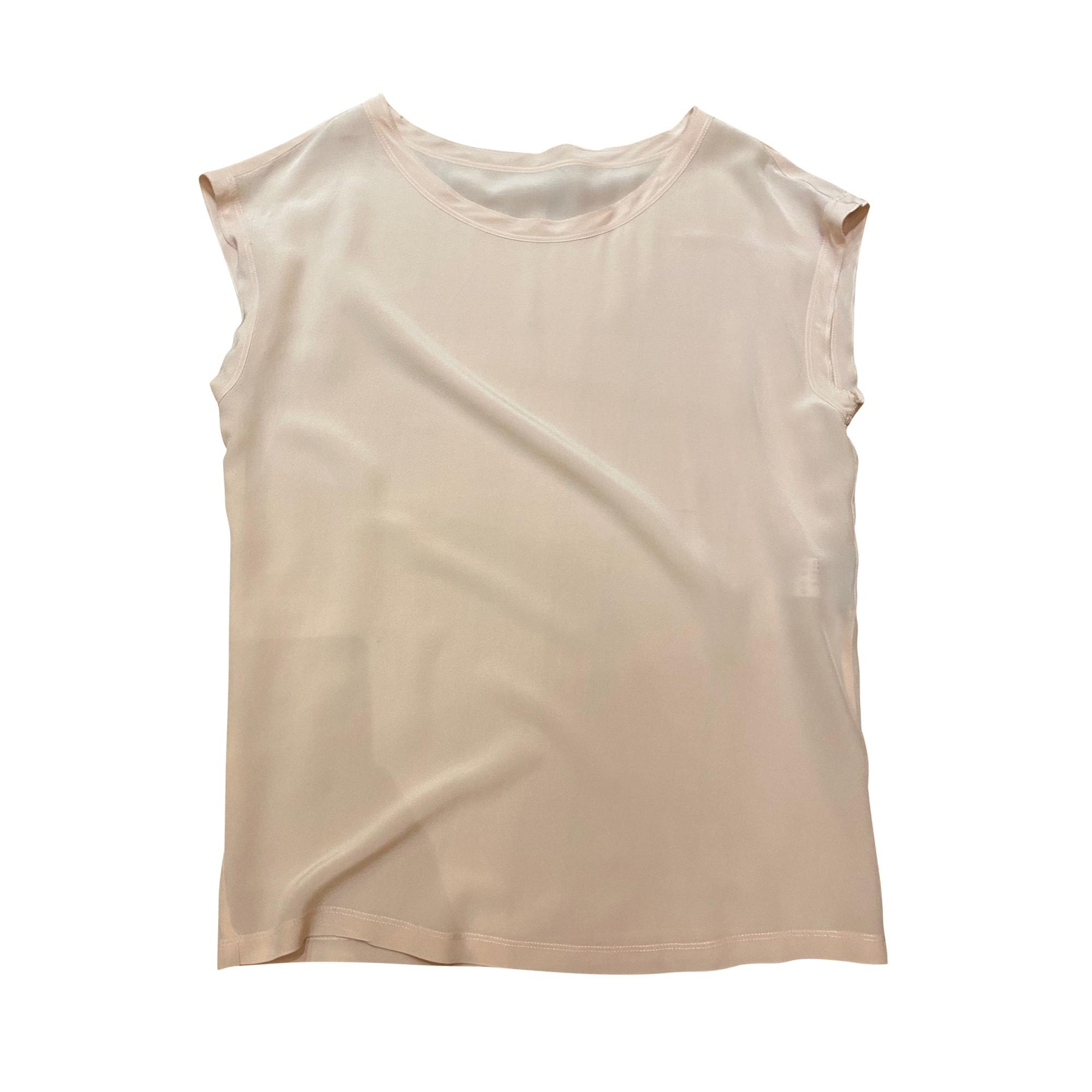 Top, tee-shirt DOLCE & GABBANA Rose, fuschia, vieux rose