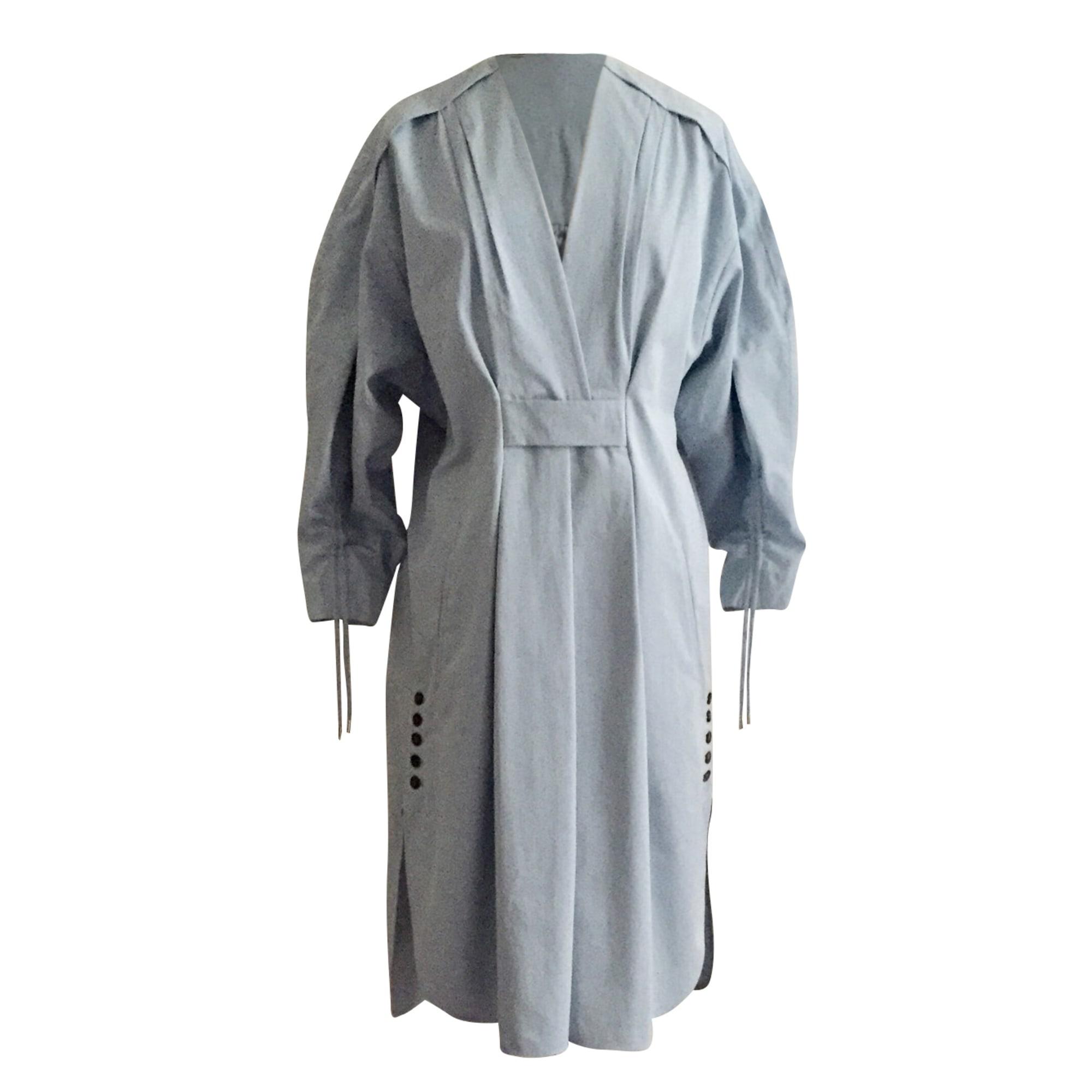 Robe mi-longue CARVEN Bleu, bleu marine, bleu turquoise