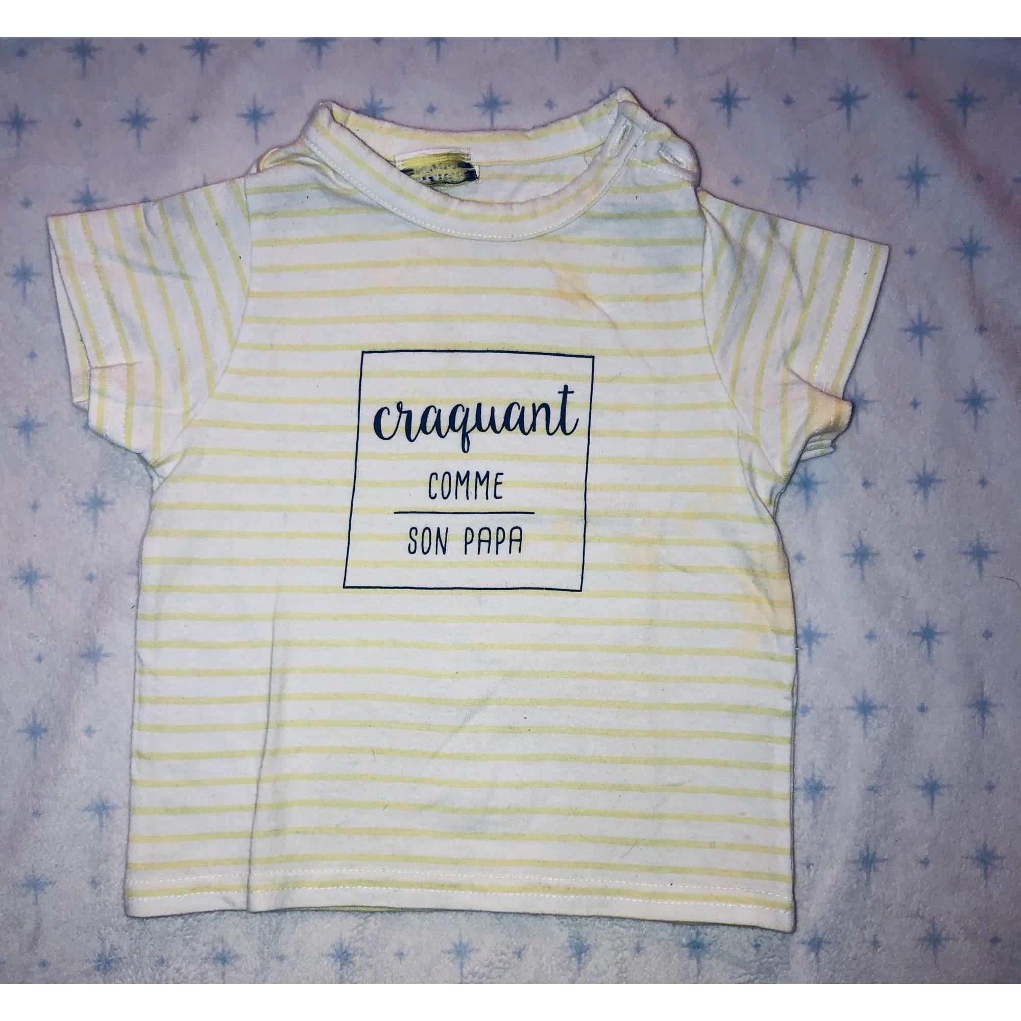 Top, tee shirt TAPE À L'OEIL Vert