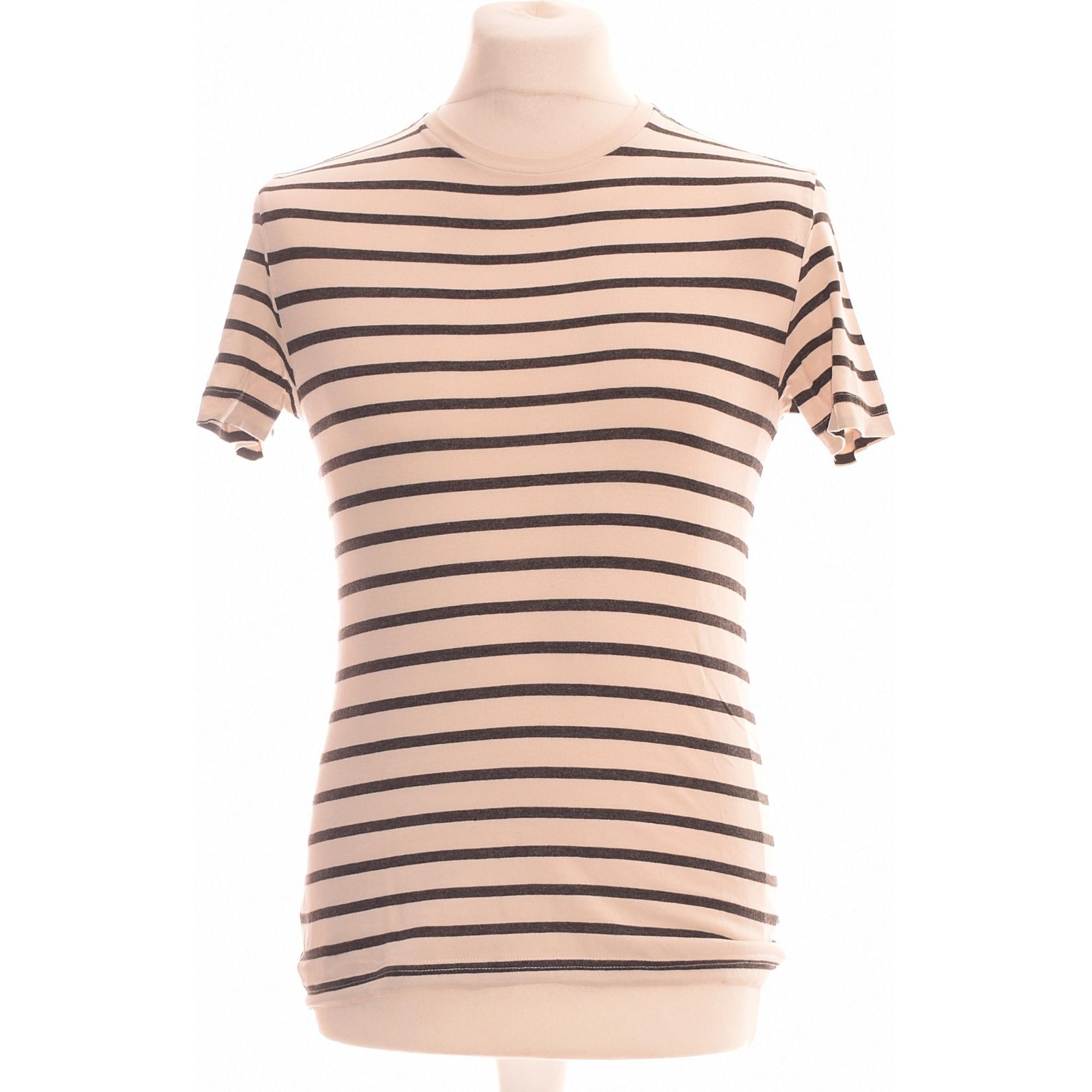 Tee-shirt H&M Beige, camel
