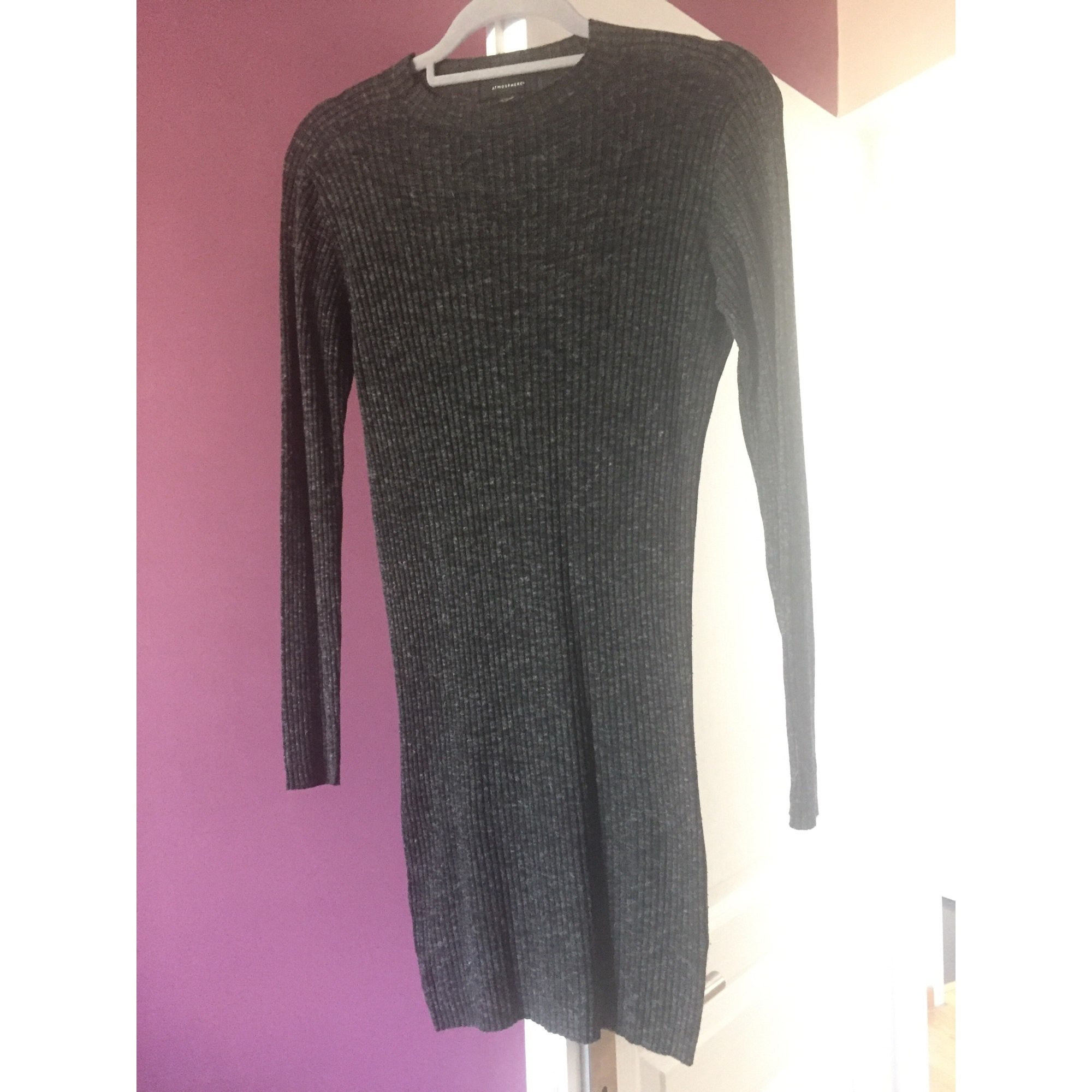 Robe courte & OTHER STORIES Gris, anthracite