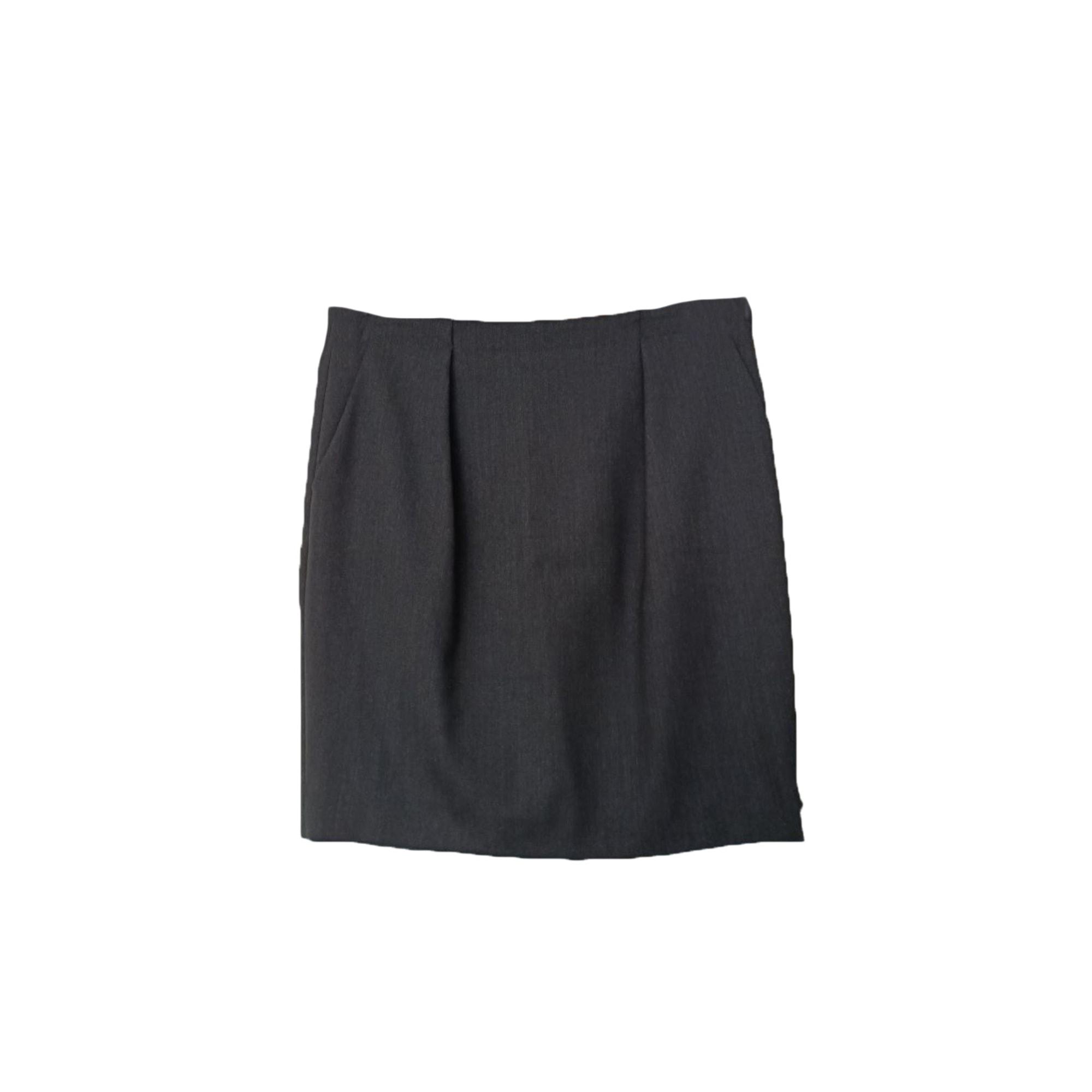 Jupe mi-longue PABLO PAR GÉRARD DAREL Noir