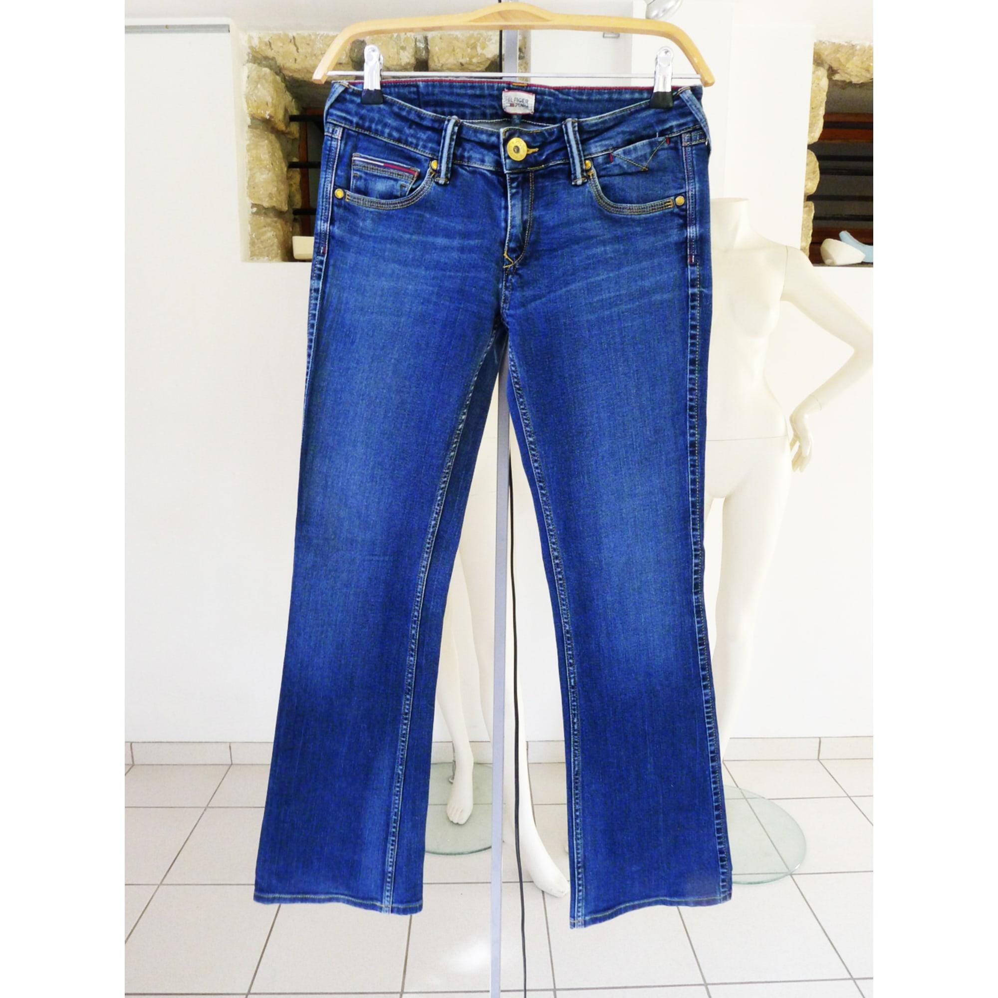 Jeans évasé, boot-cut HILFIGER Bleu, bleu marine, bleu turquoise