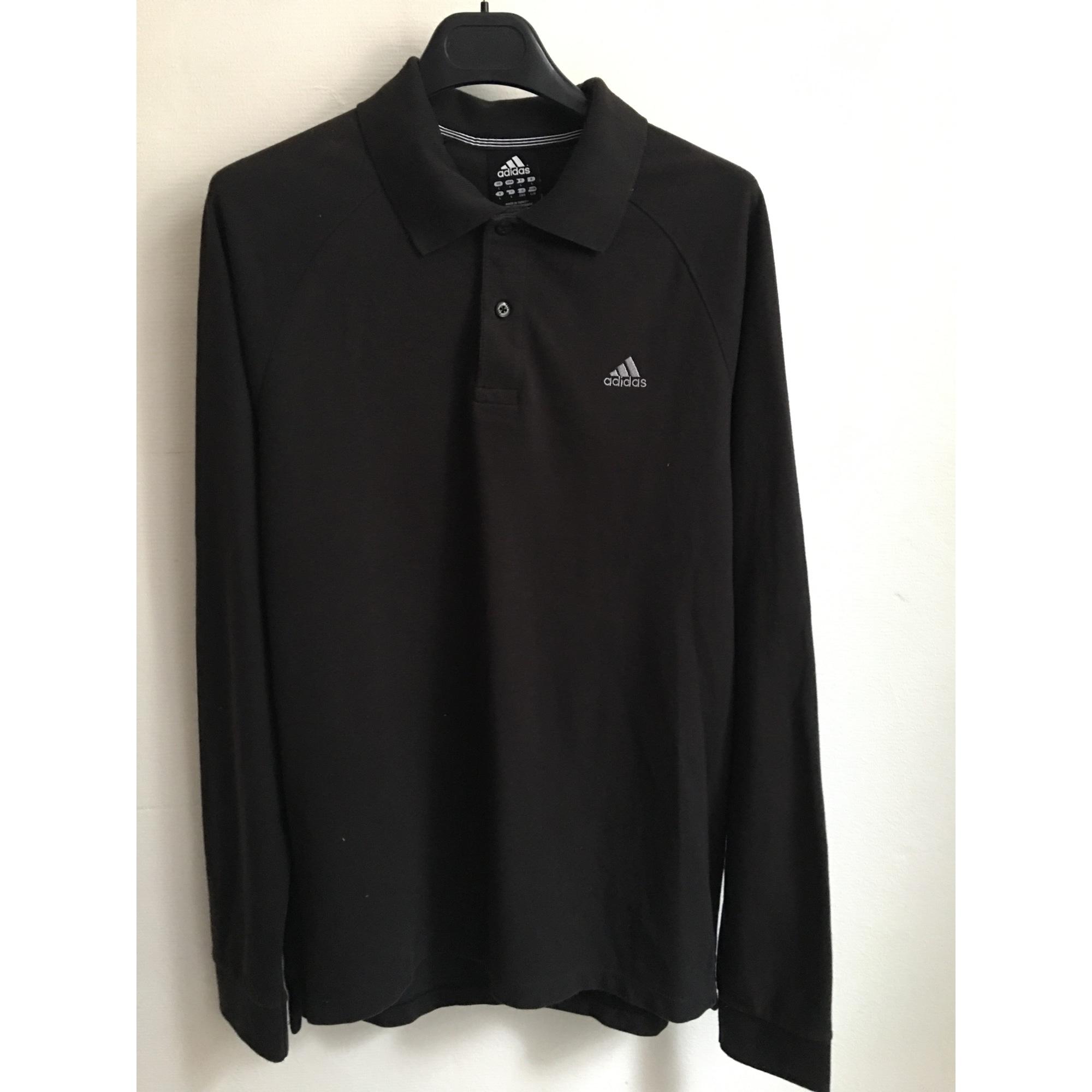 Polo ADIDAS Noir