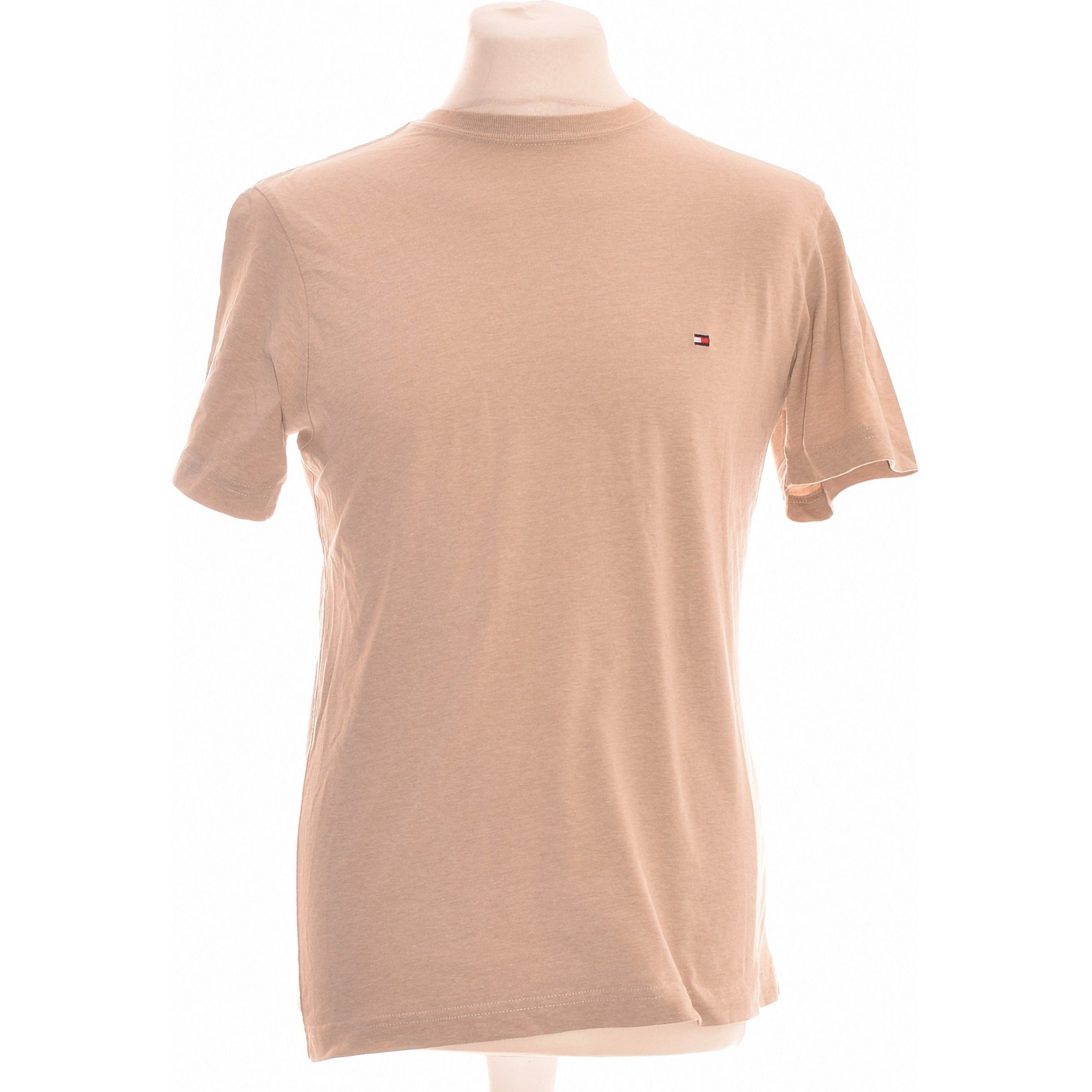 Tee-shirt TOMMY HILFIGER Beige, camel