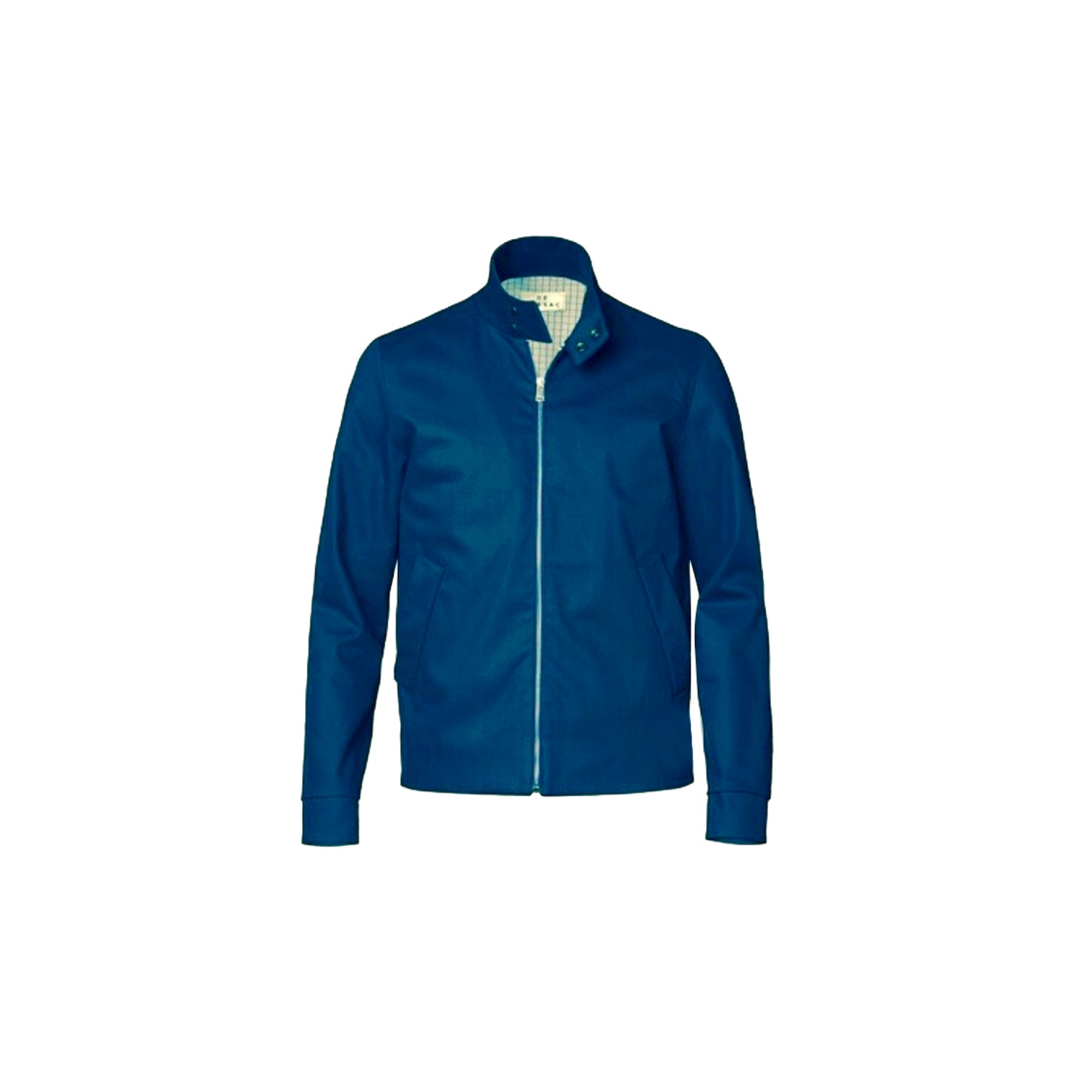 Blouson DE FURSAC Bleu, bleu marine, bleu turquoise