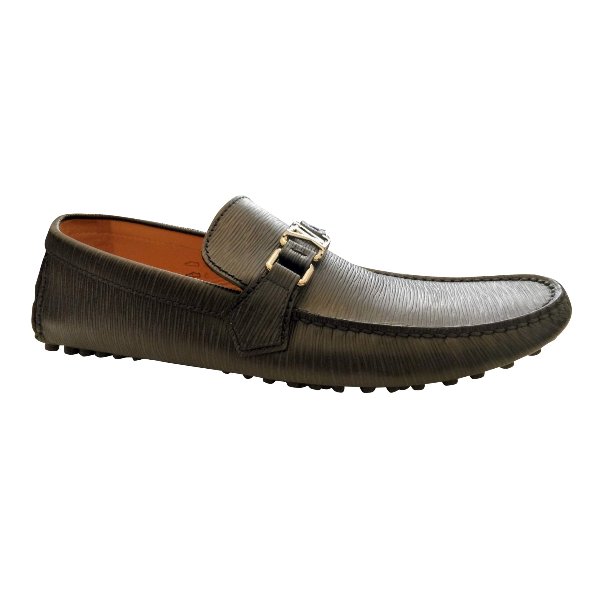 Loafers LOUIS VUITTON Blue, navy, turquoise