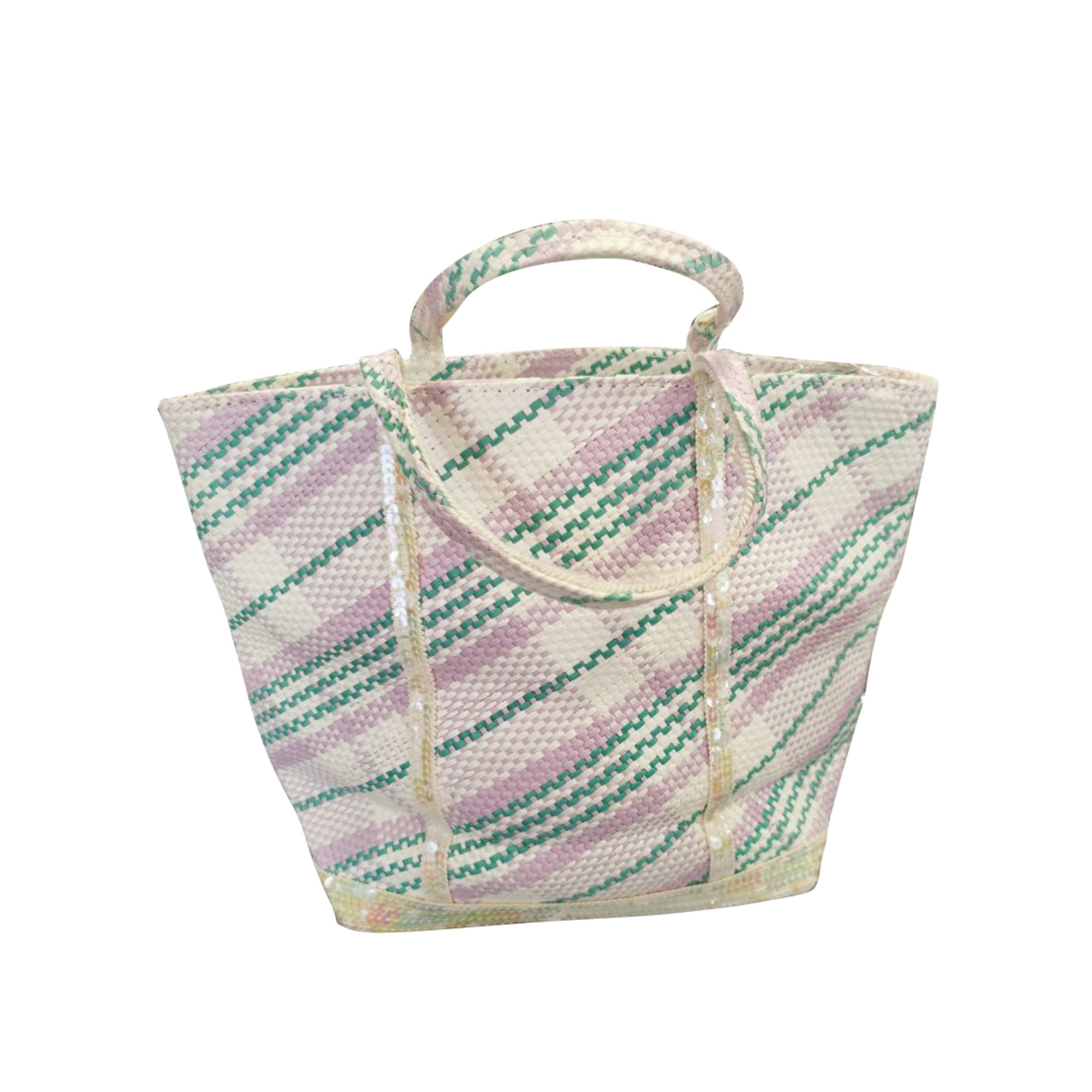 Non-Leather Handbag VANESSA BRUNO Multicolor