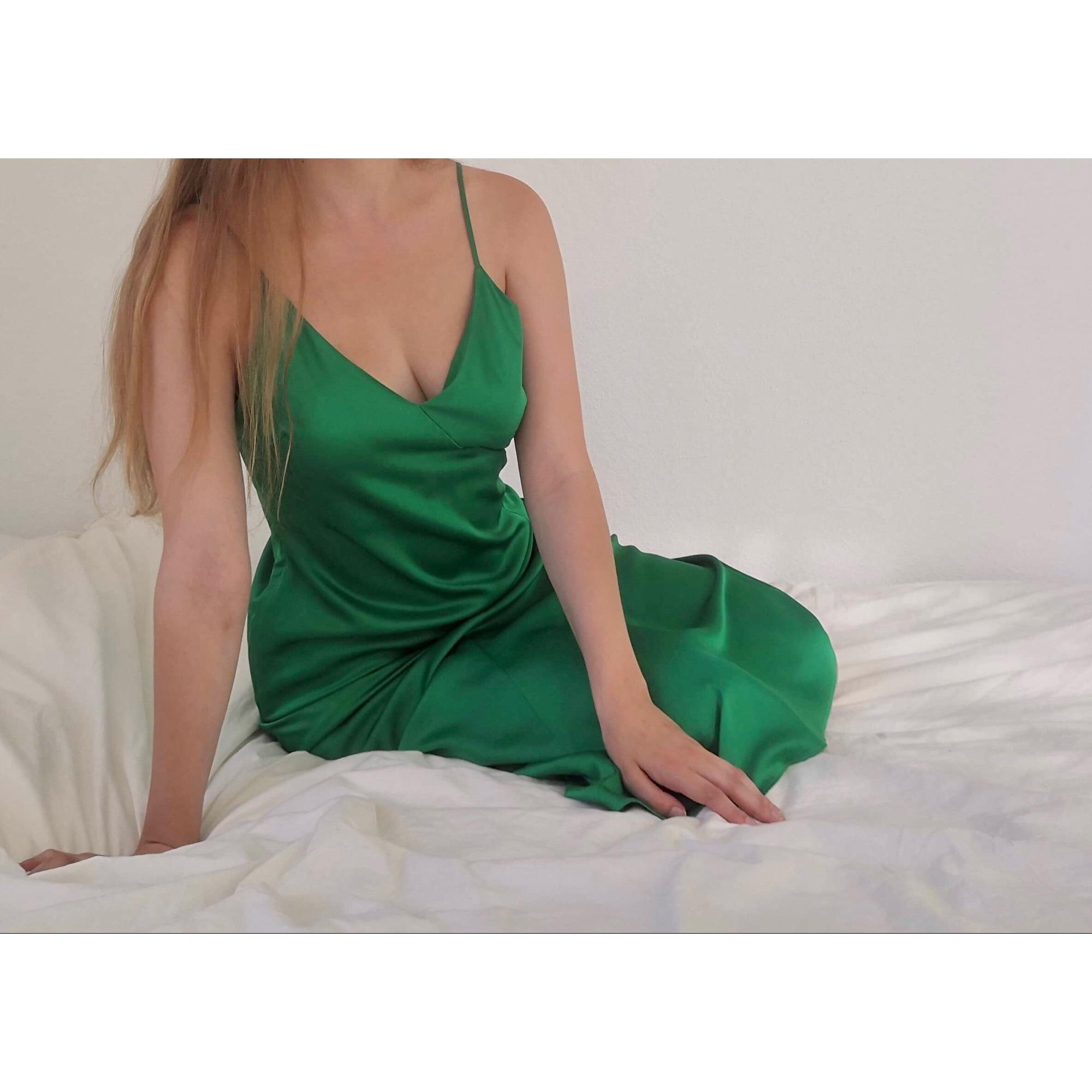 Robe longue & OTHER STORIES Vert