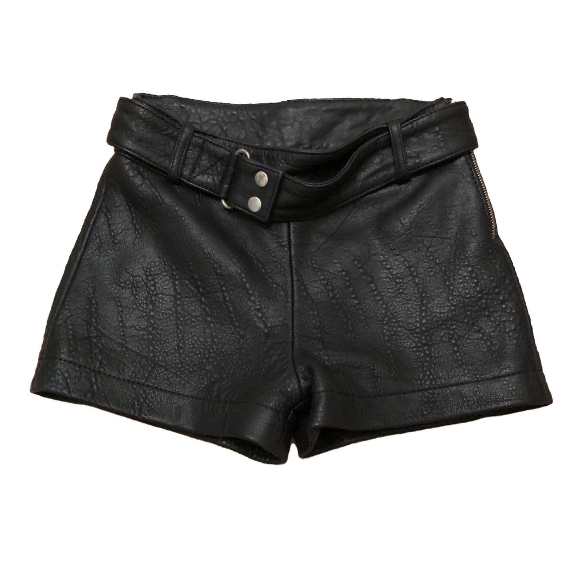 Short LES PETITES... Noir