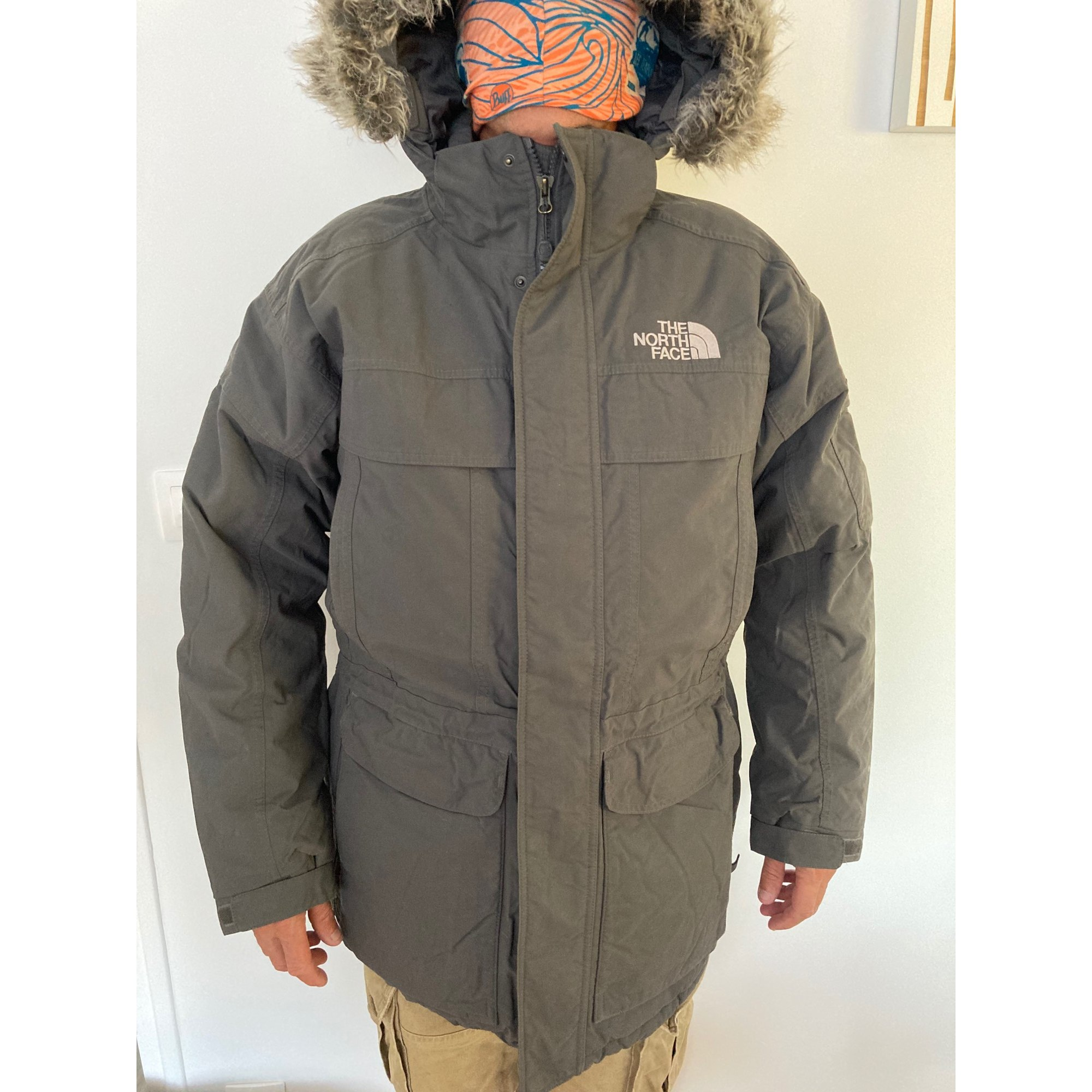 Parka THE NORTH FACE Gray, charcoal