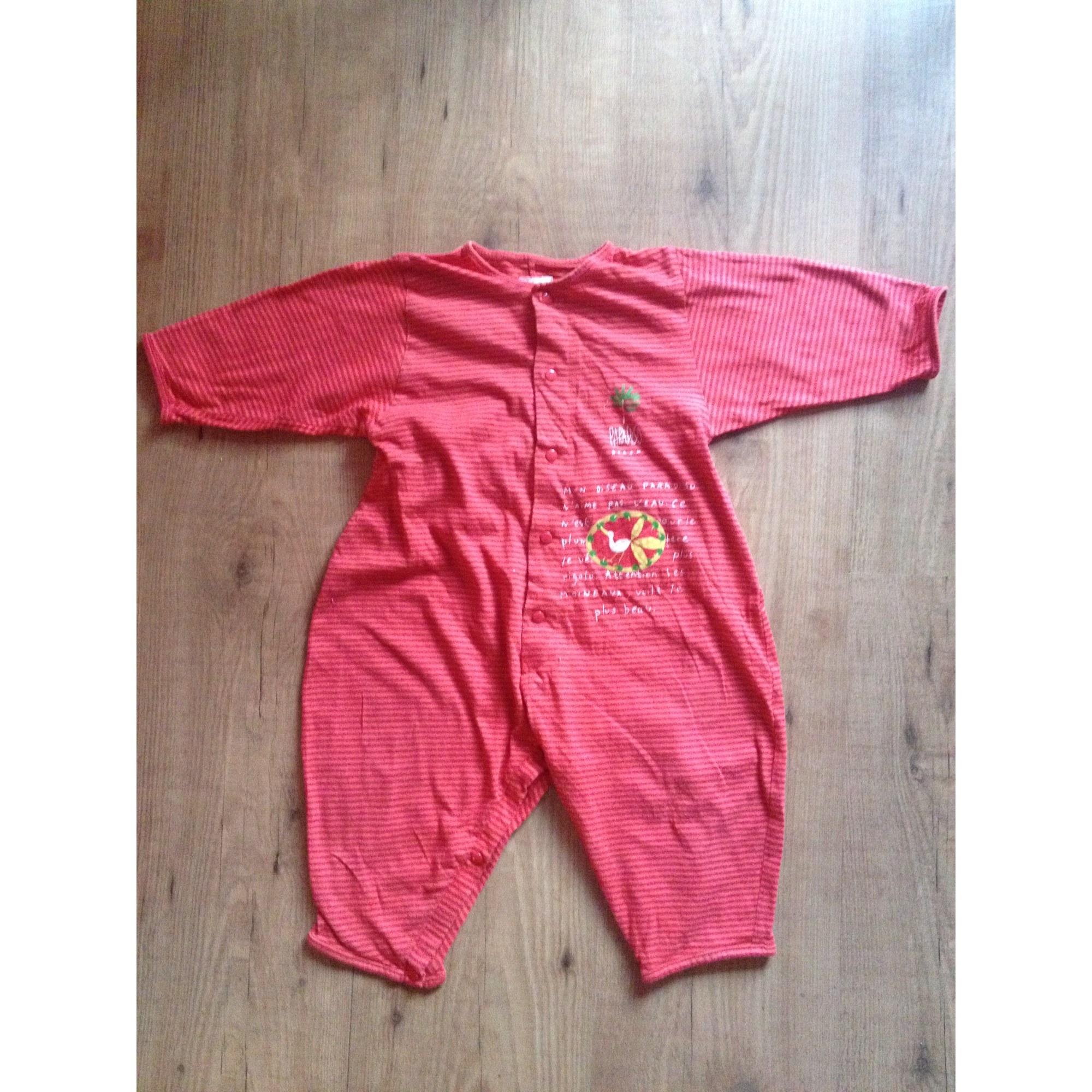 Ensemble & Combinaison pantalon CATIMINI Rouge, bordeaux