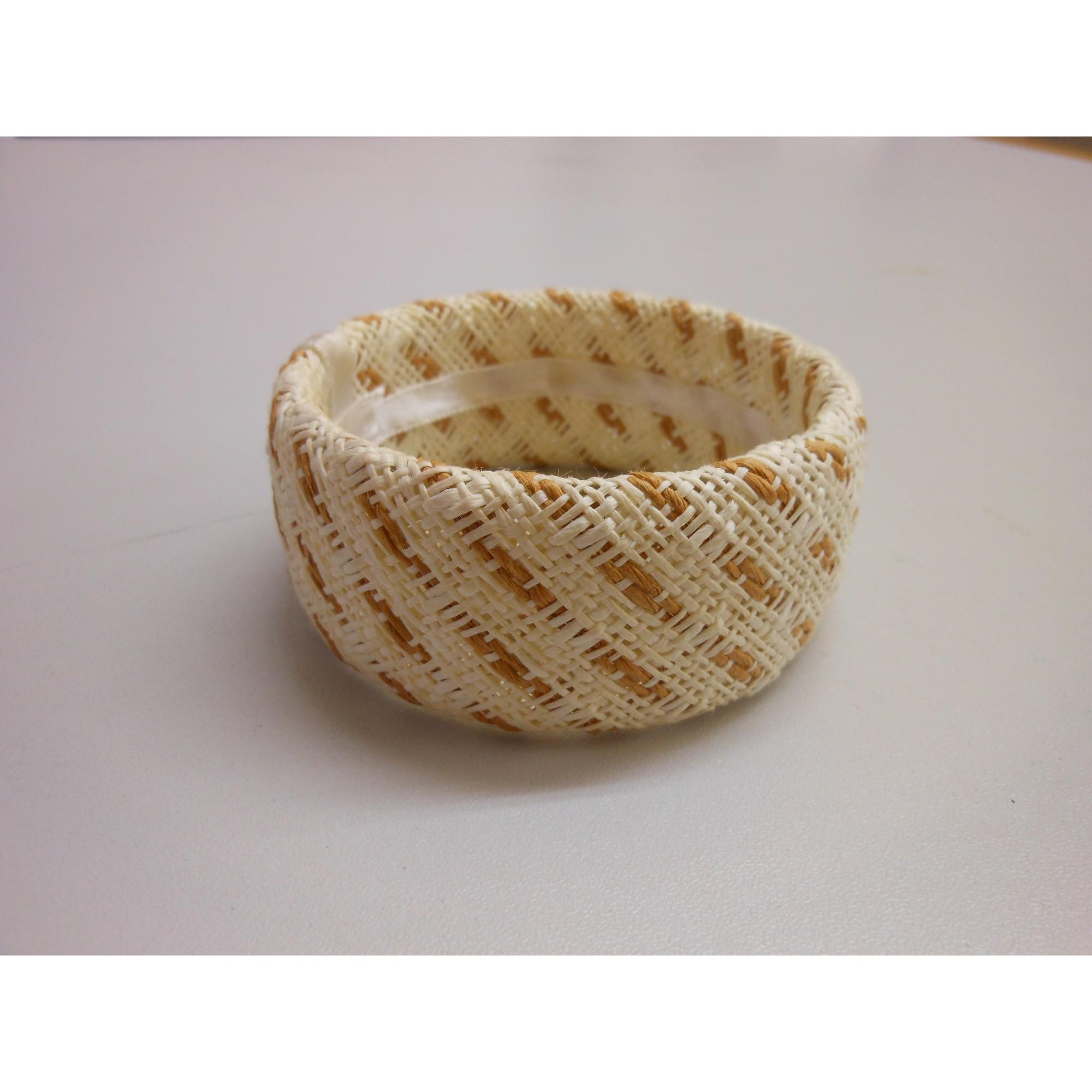 Bracelet BALA BOOSTÉ Blanc, blanc cassé, écru