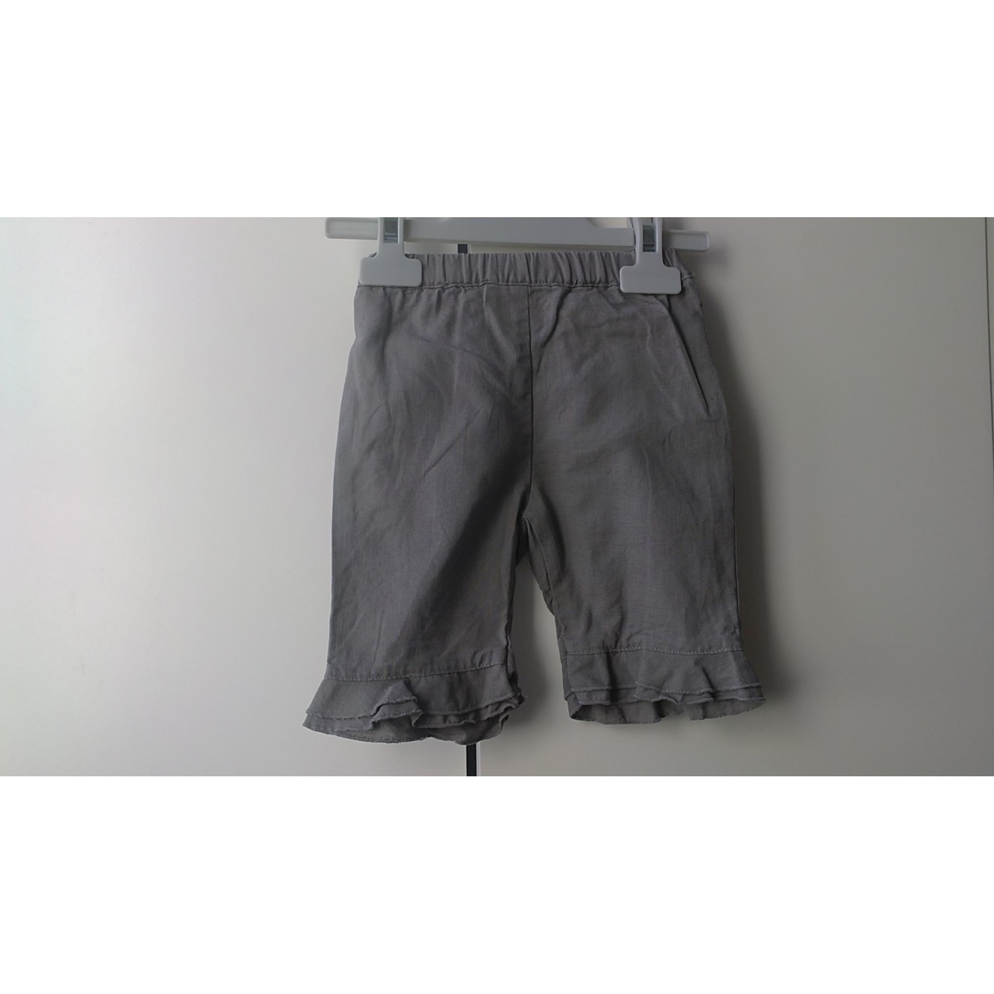 Pantalon BABY CLUB Marron