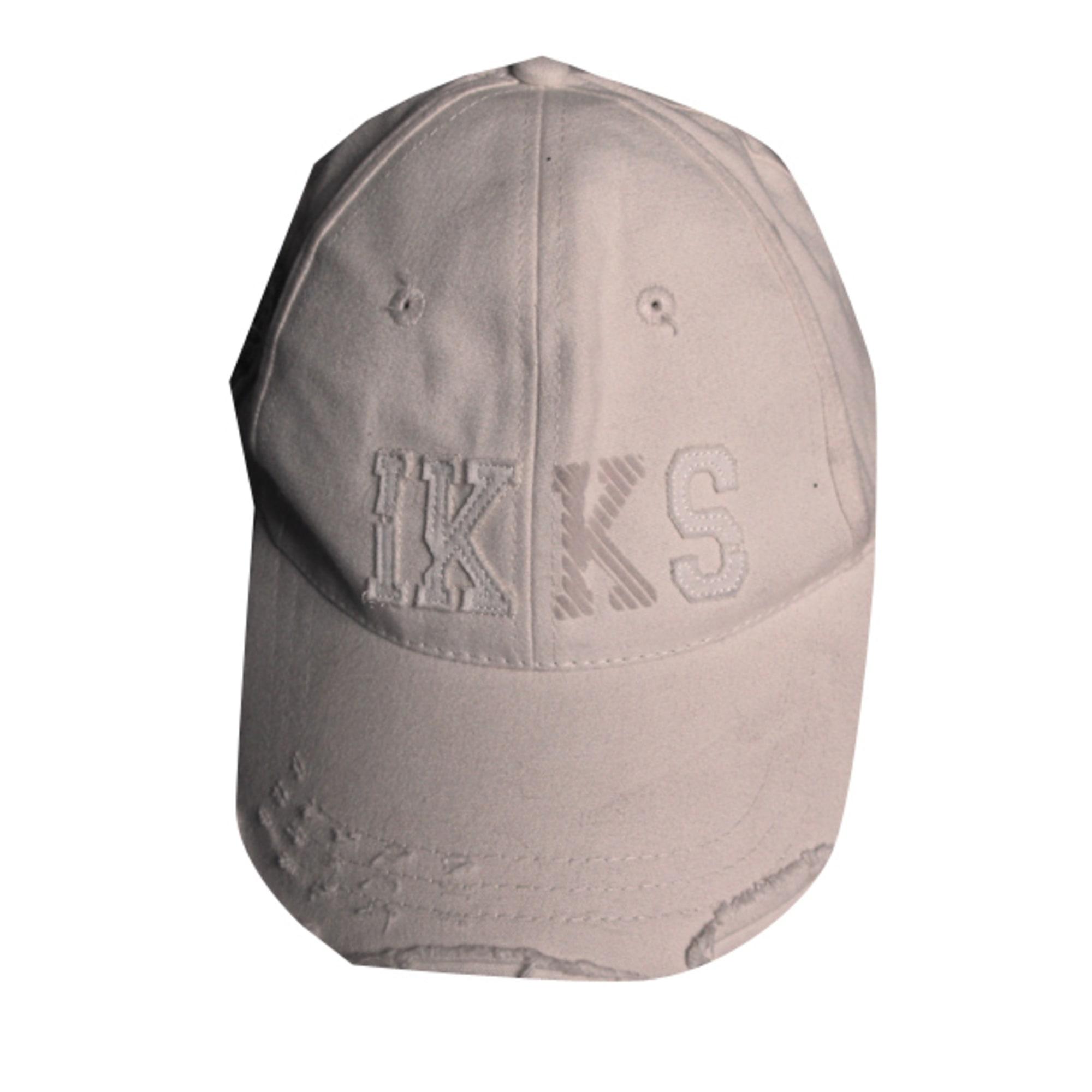 Casquette IKKS Blanc, blanc cassé, écru