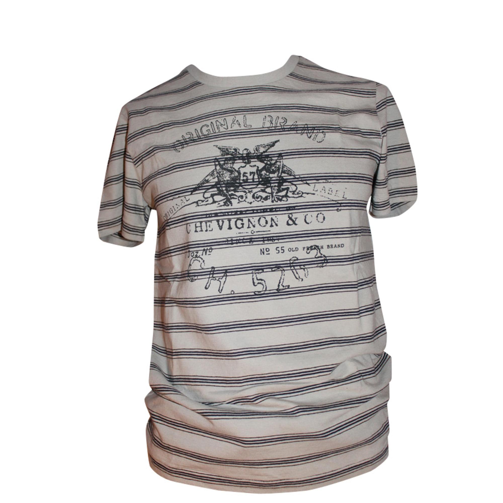 Tee-shirt CHEVIGNON Beige, camel