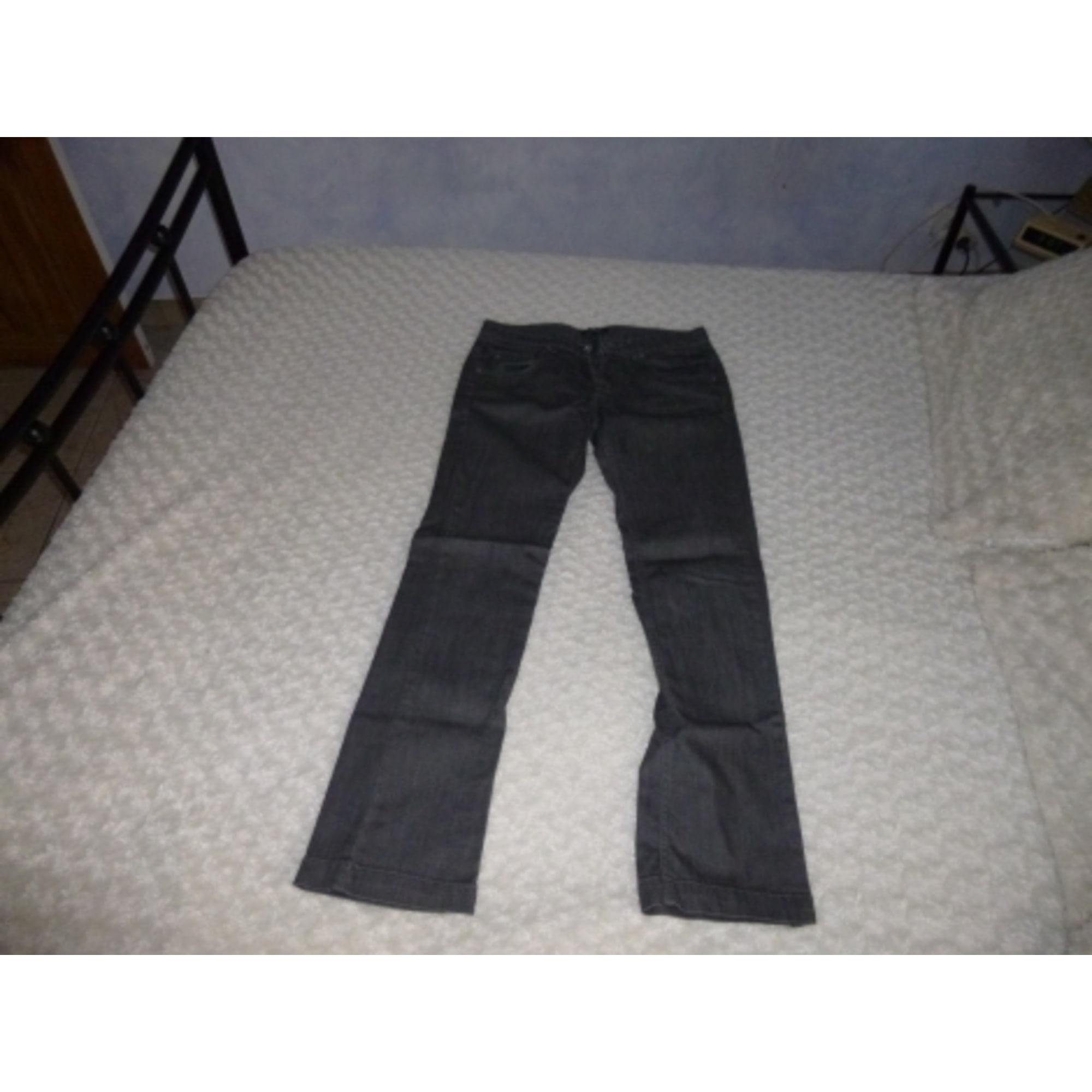 Jeans droit SUD EXPRESS Gris, anthracite