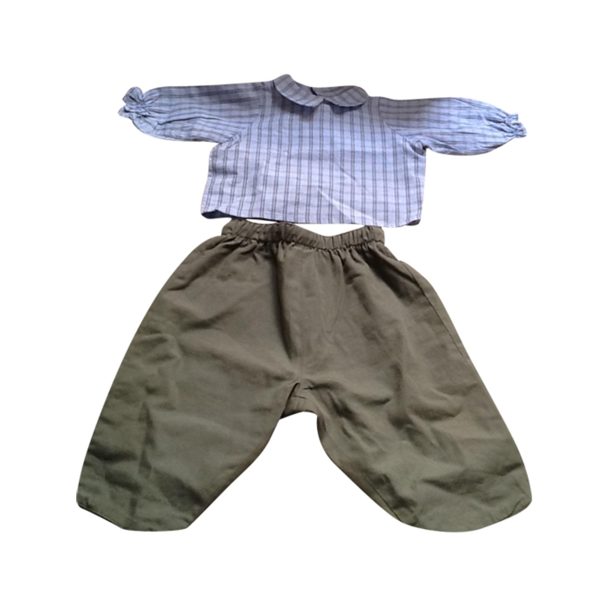 Ensemble & Combinaison pantalon BONPOINT Kaki