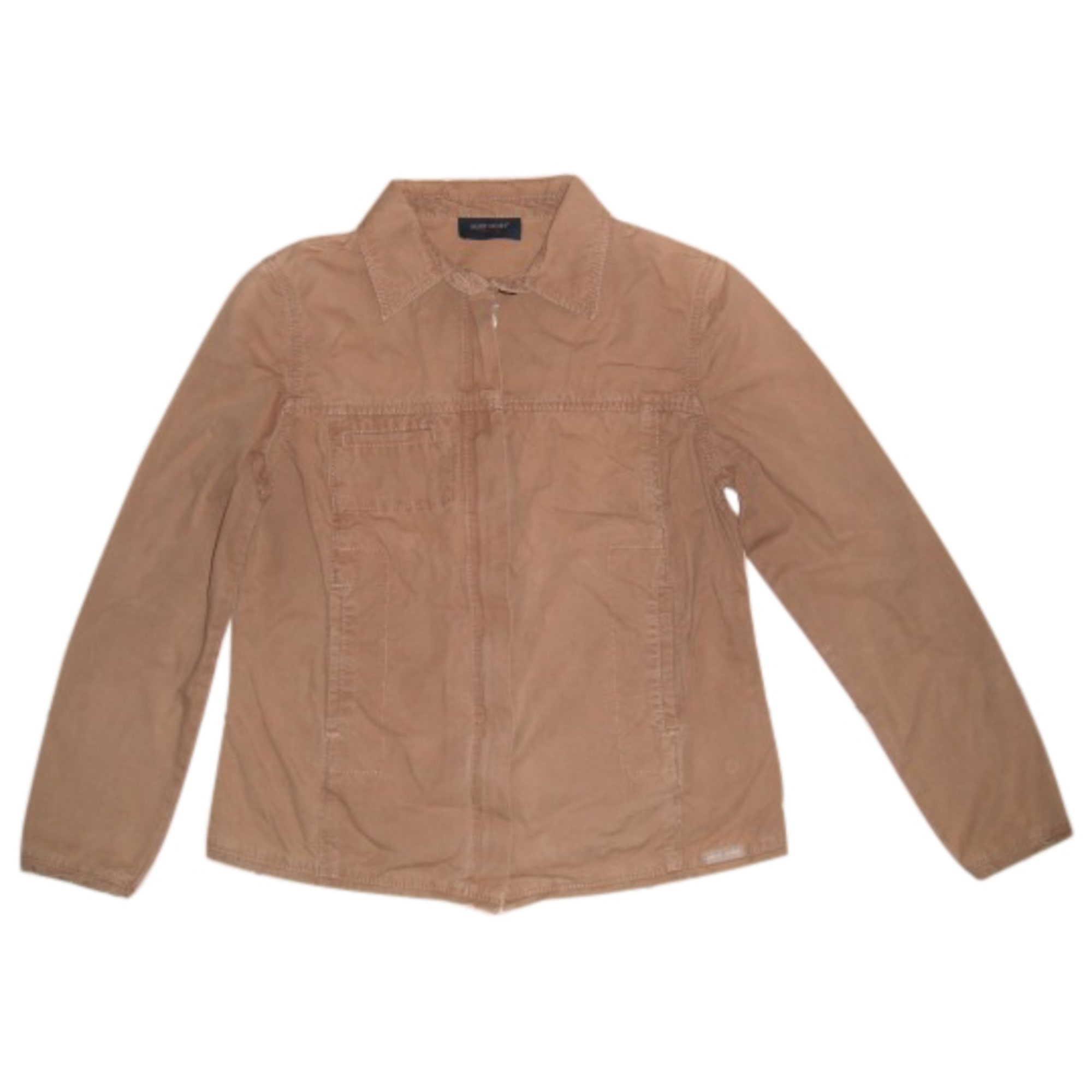Blouson SAINT JAMES Beige, camel