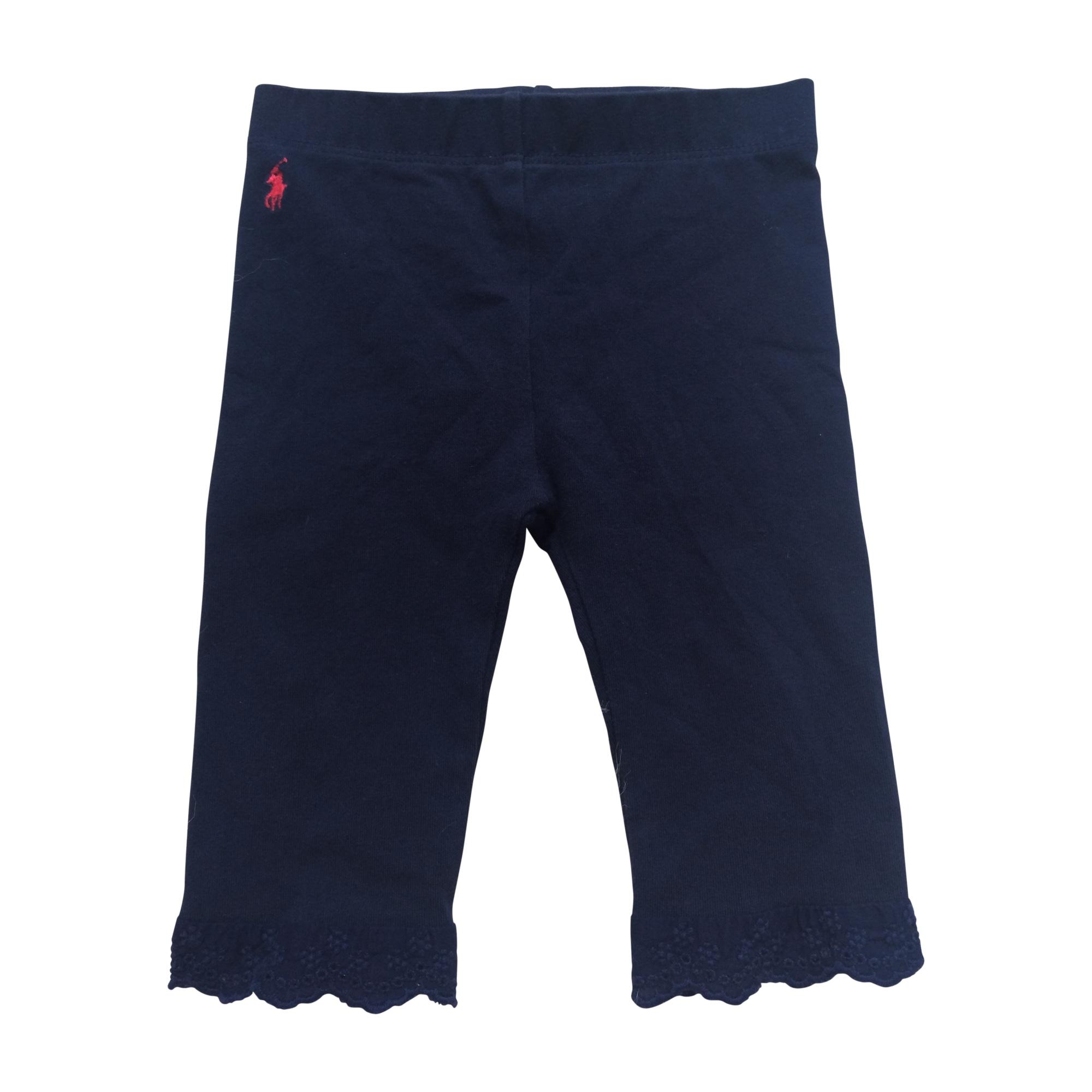 Pantalon RALPH LAUREN Bleu, bleu marine, bleu turquoise