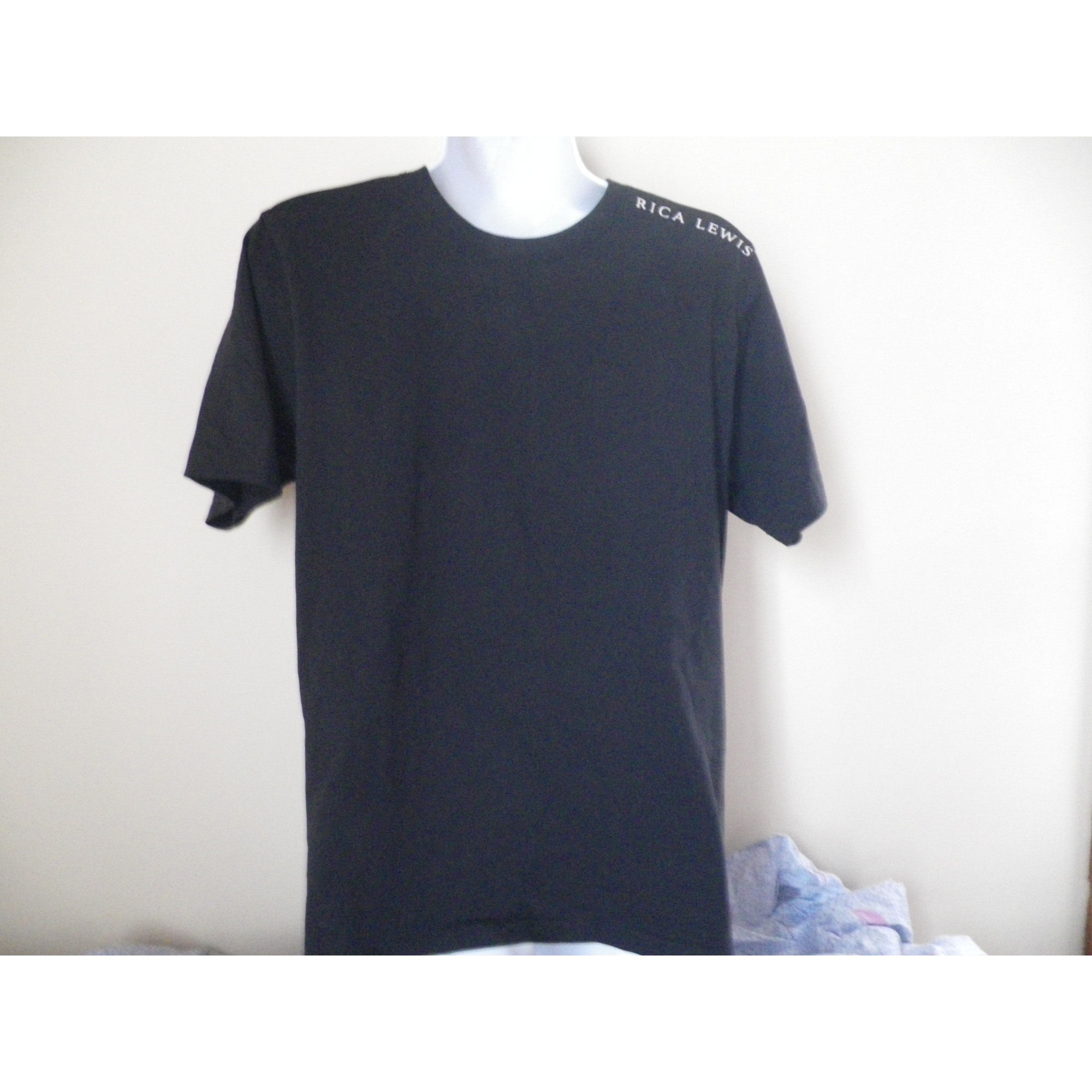 Tee-shirt RICA LEWIS Noir