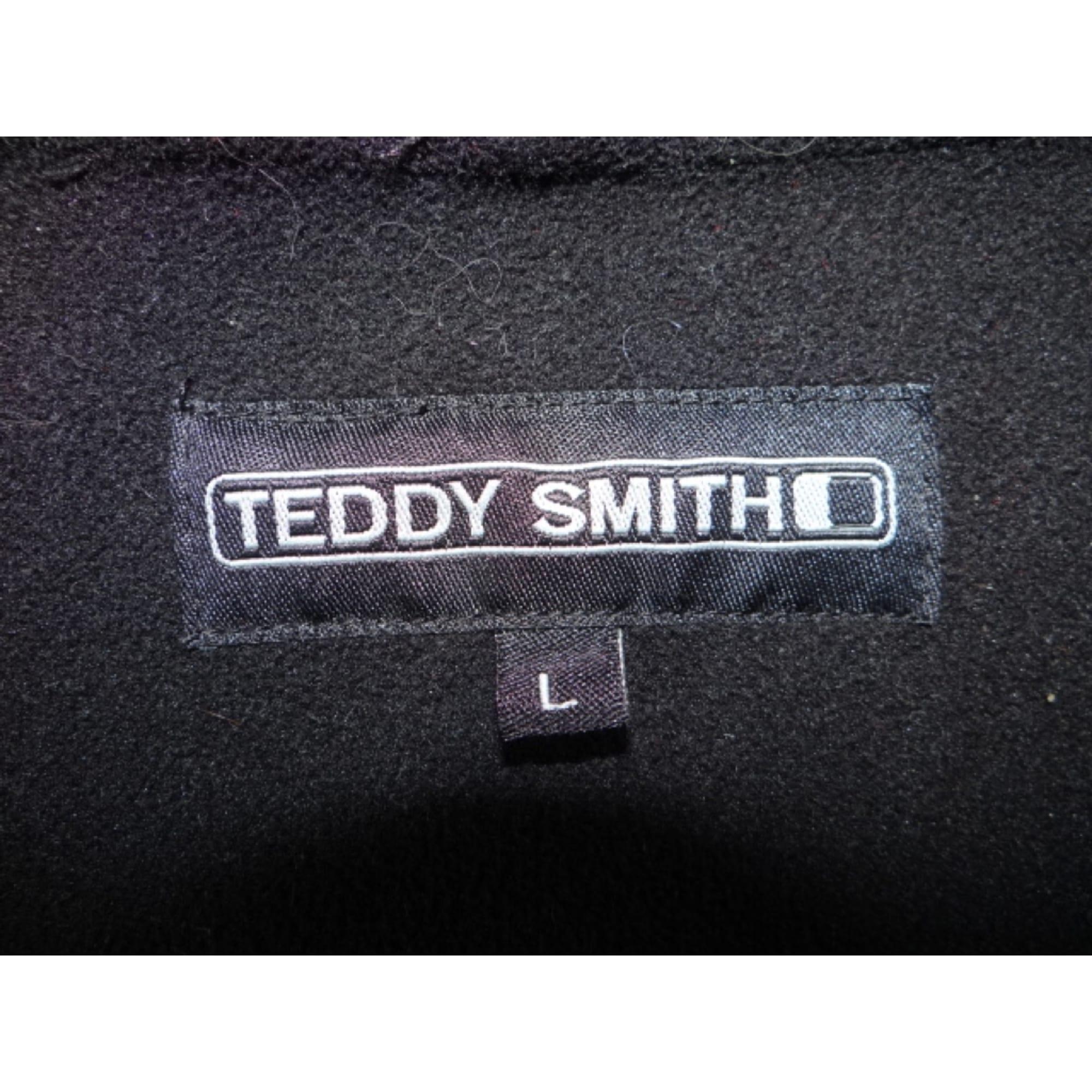 Manteau TEDDY SMITH Noir