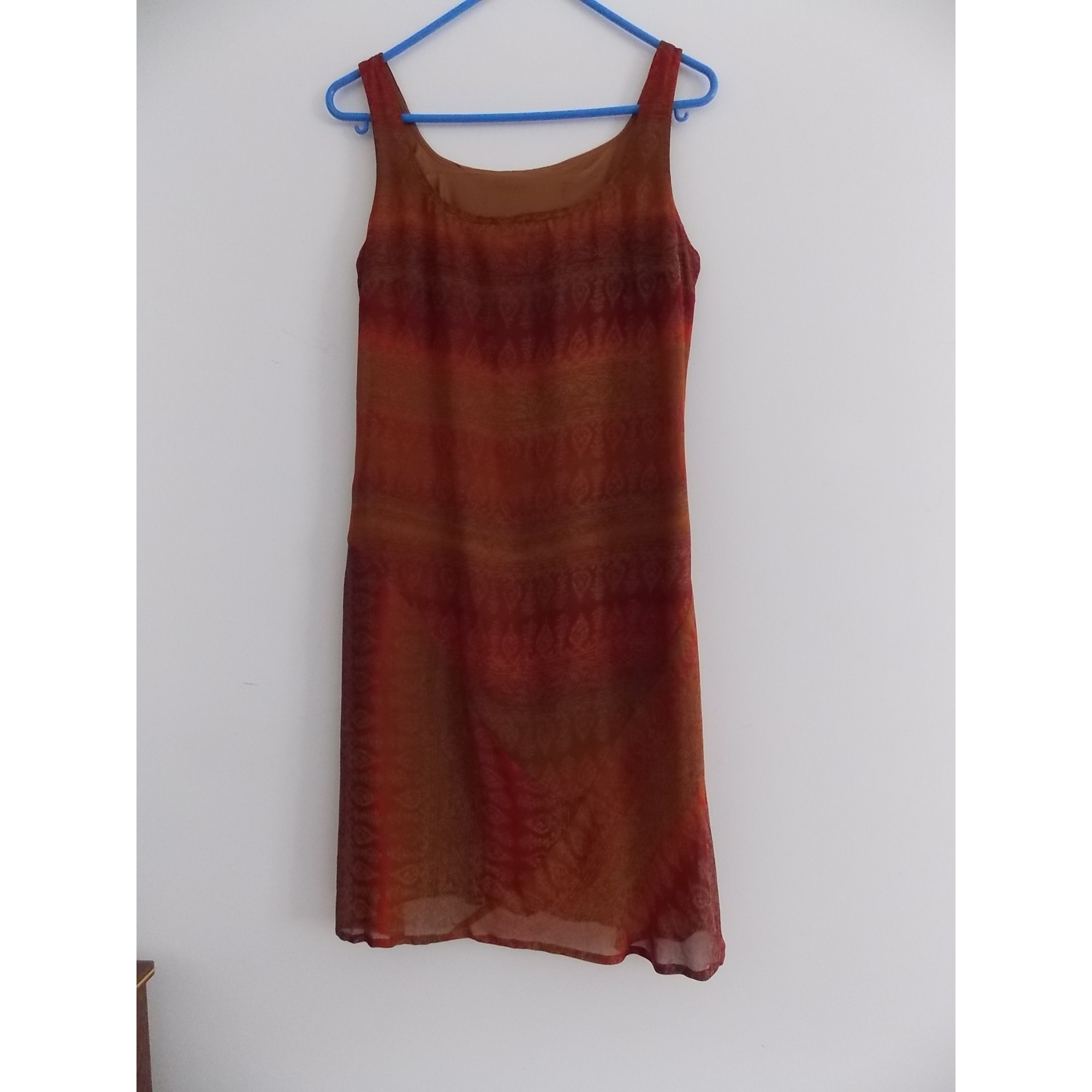 Tailleur robe 1.2.3 Doré, bronze, cuivre
