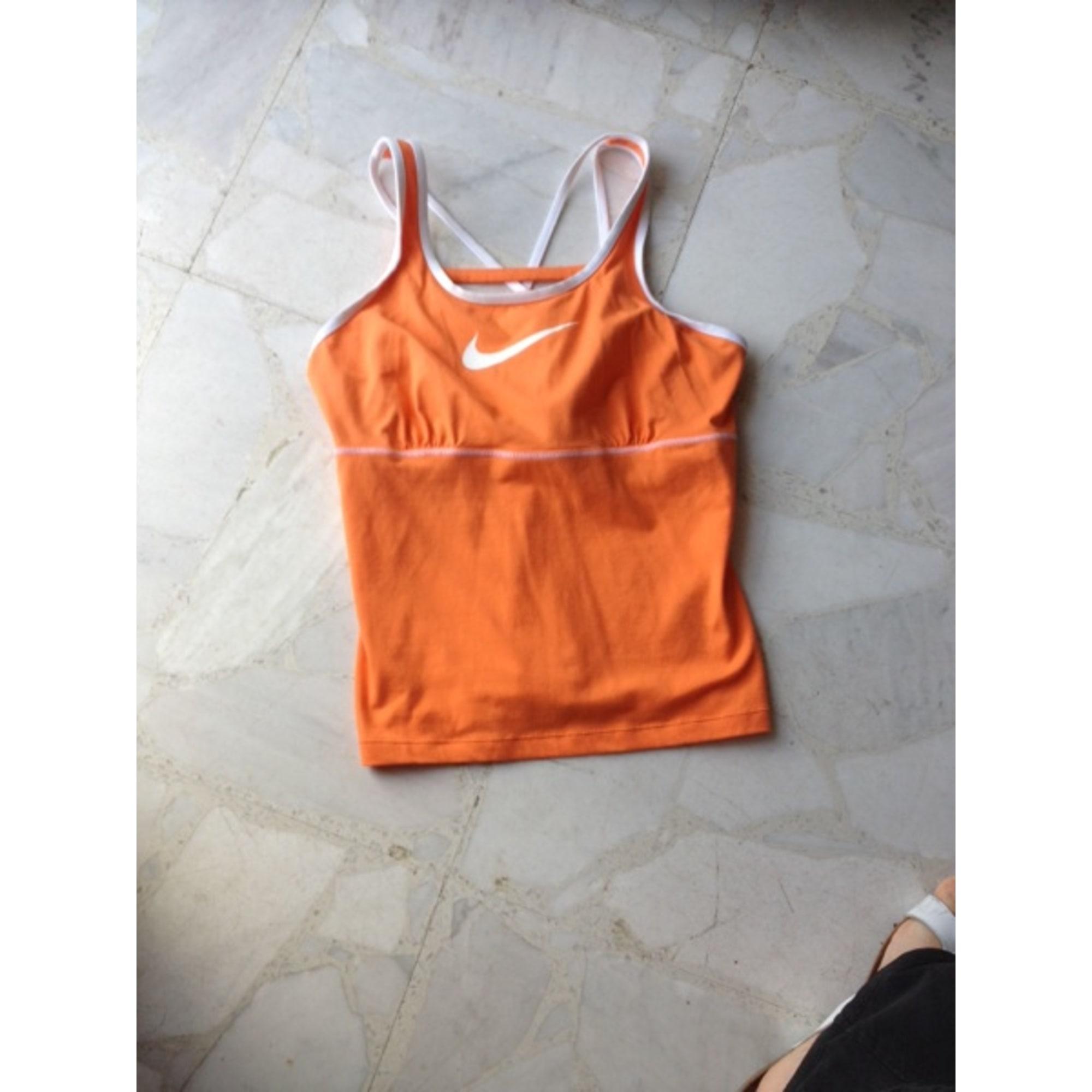 Dos-nu NIKE Orange