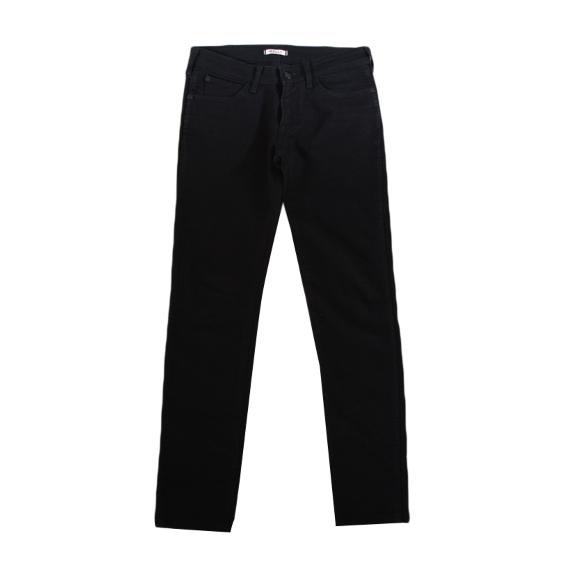 Jeans slim MOLLY Noir