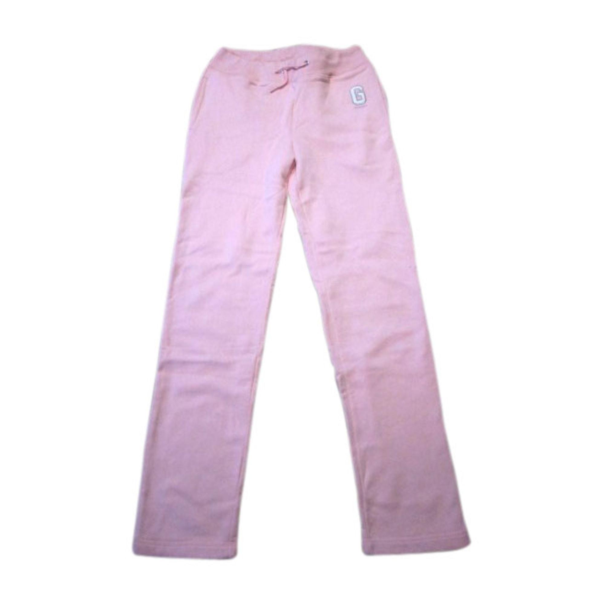 Pantalon de survêtement GANT Rose, fuschia, vieux rose