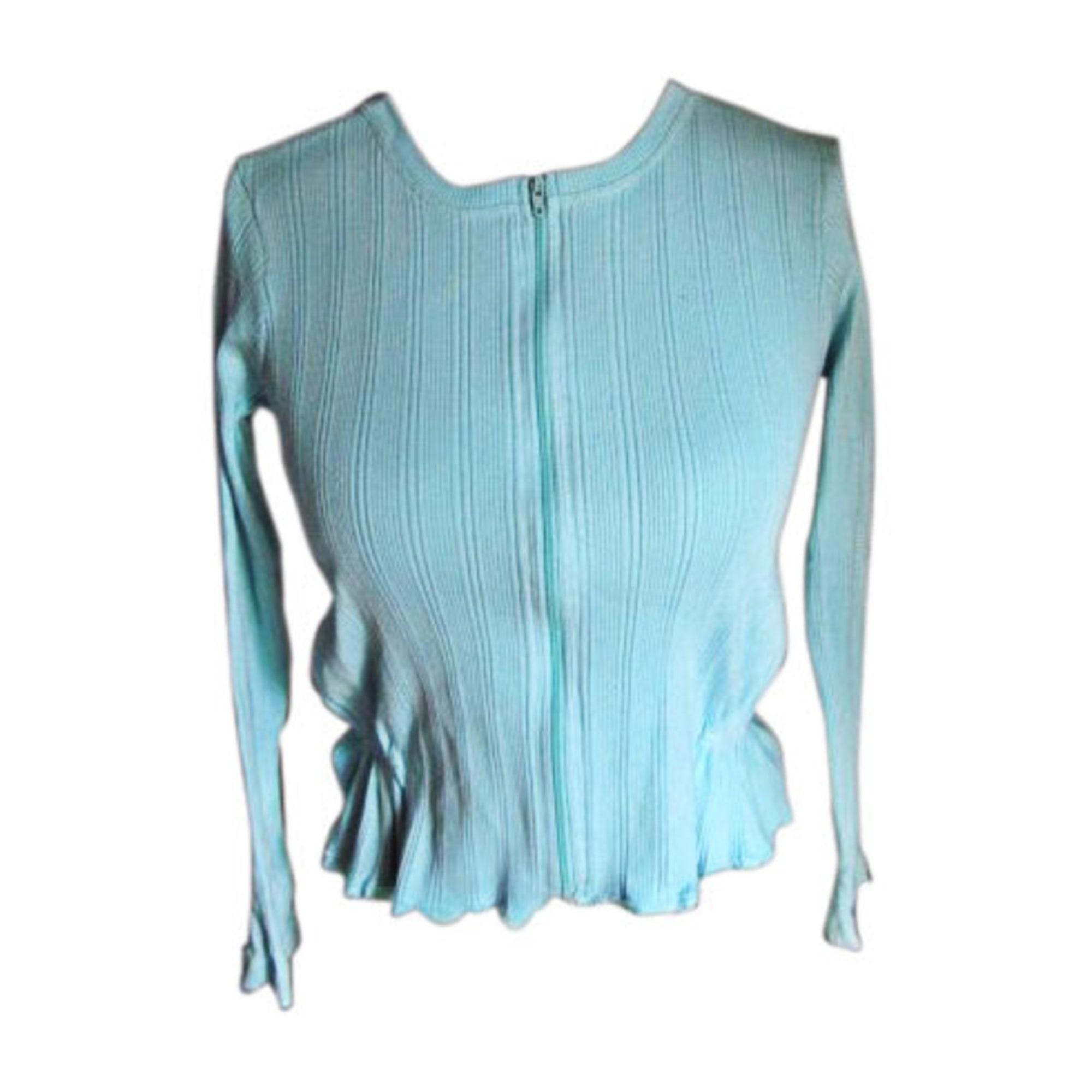 Gilet, cardigan LILI GAUFRETTE Bleu, bleu marine, bleu turquoise