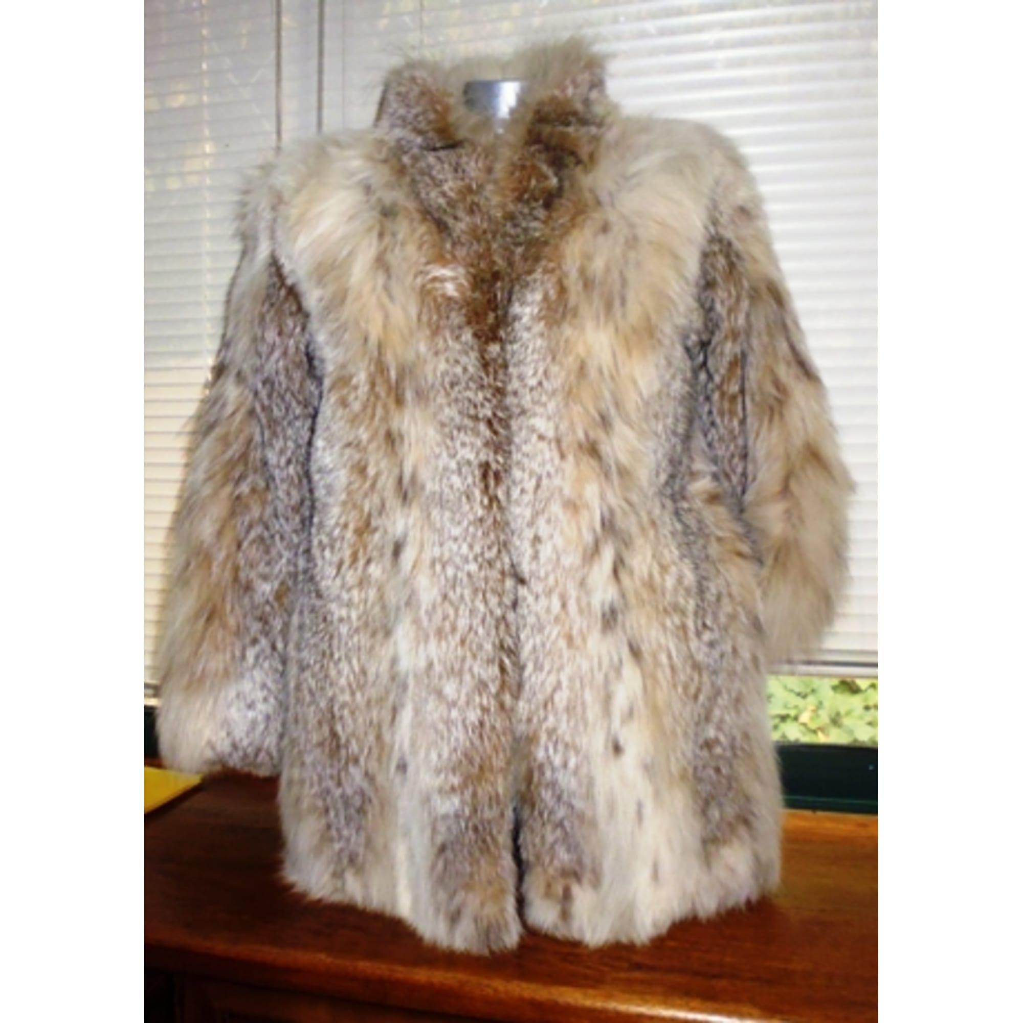 manteau en hermine homme