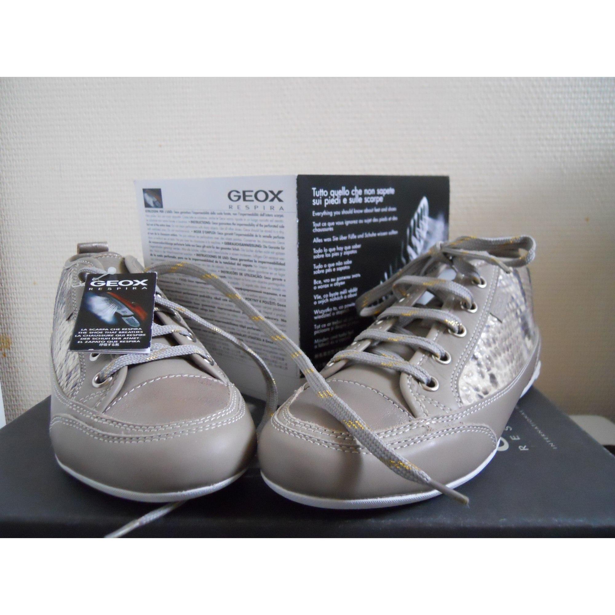 Chaussures à lacets  GEOX Imprimés animaliers