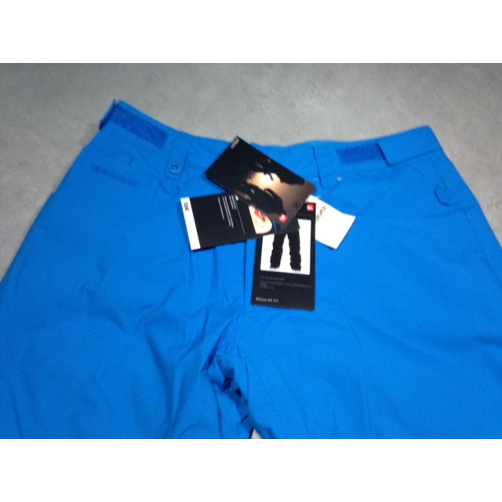pantalon de ski quicksilver bleu marine