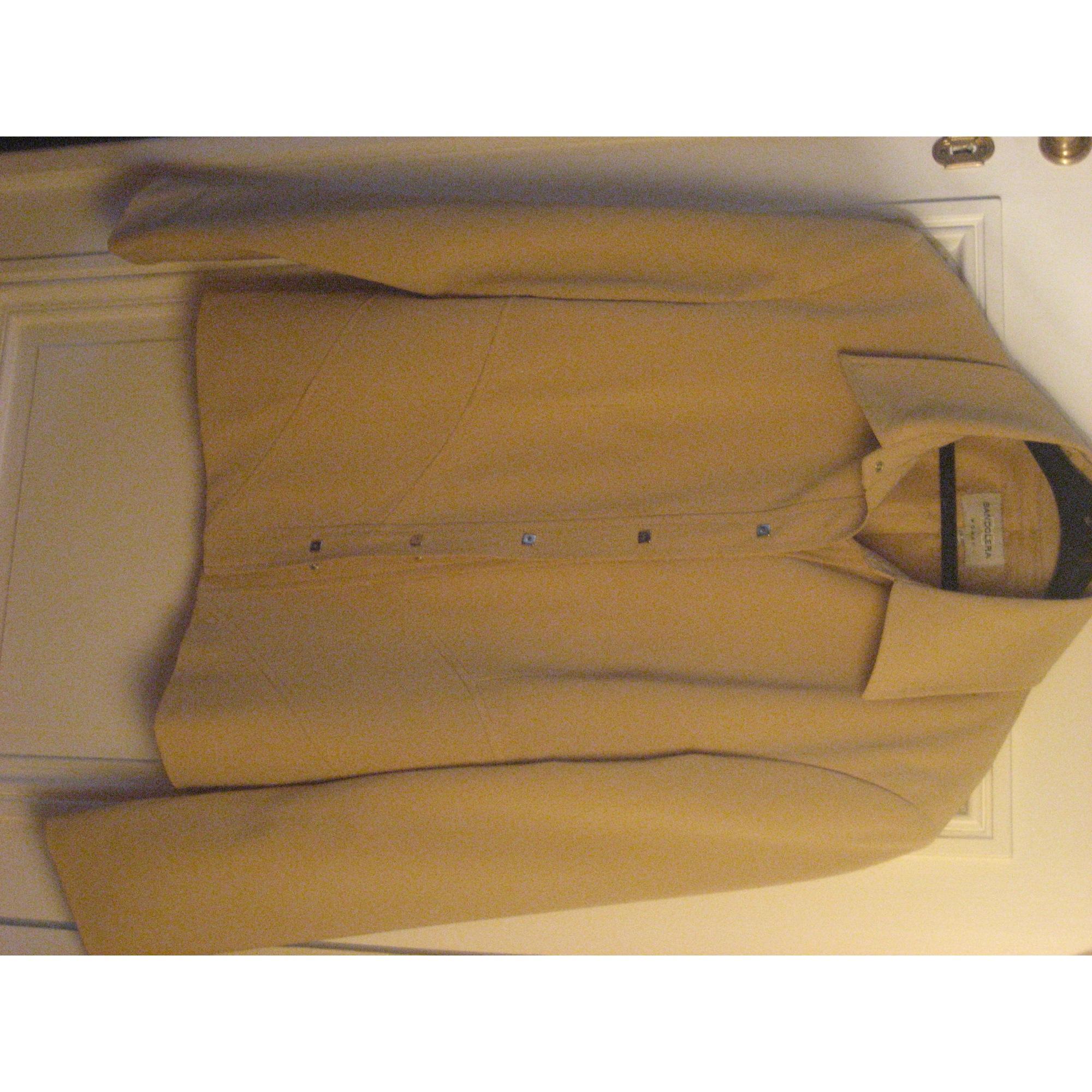 Tailleur pantalon BANDOLERA Doré, bronze, cuivre