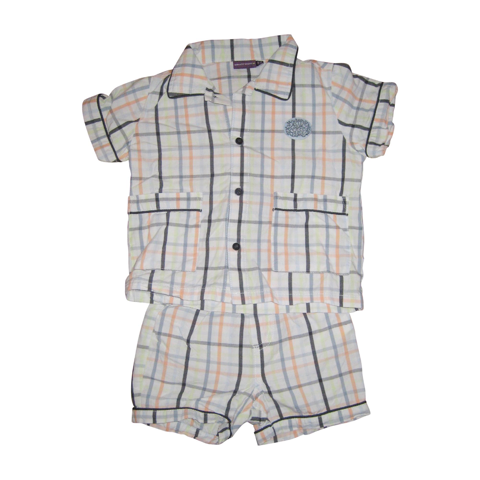 Pyjama SERGENT MAJOR Multicouleur